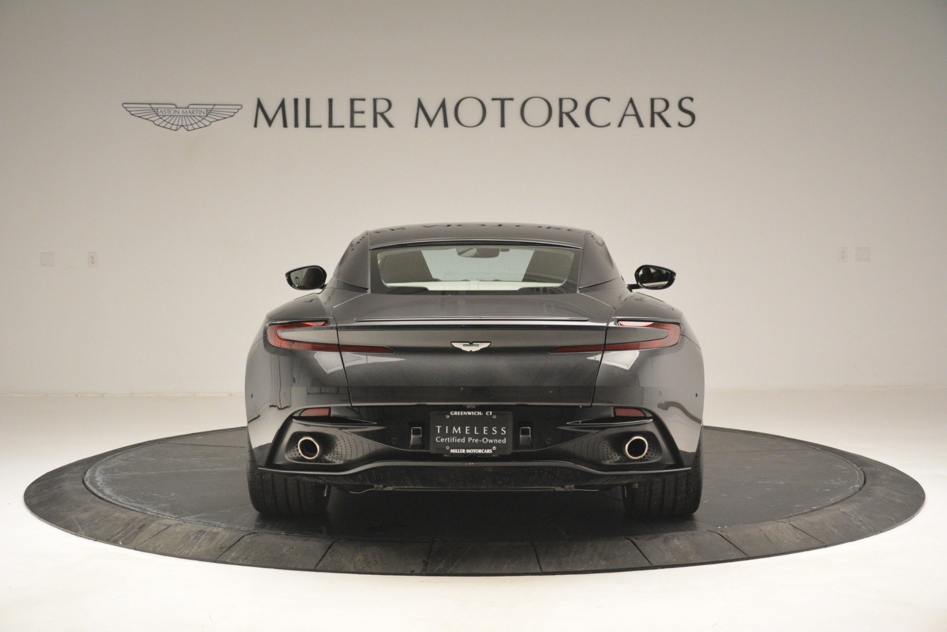 Used 2017 Aston Martin DB11 V12 Coupe For Sale In Greenwich, CT. Alfa Romeo of Greenwich, 7500 2988_p6