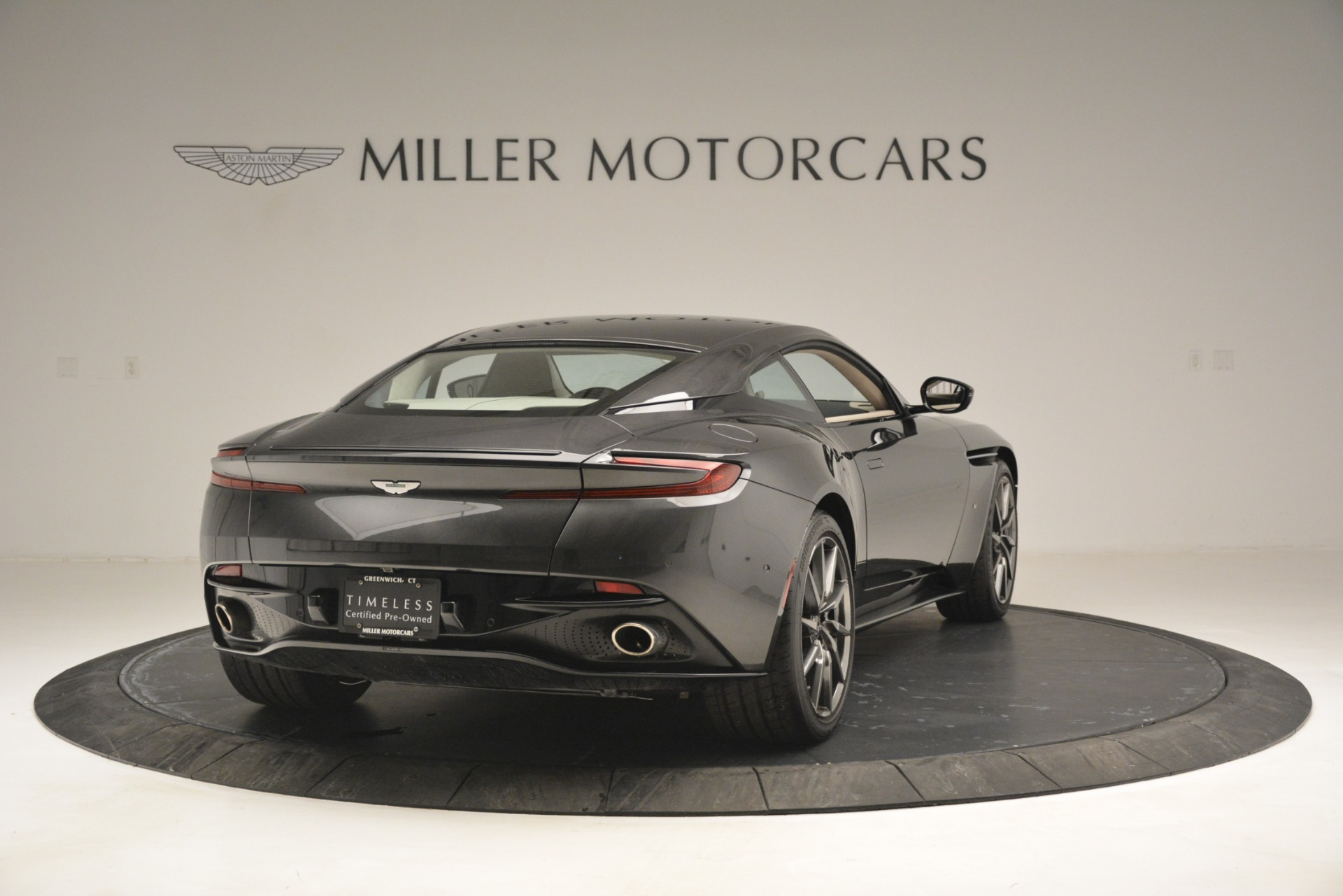 Used 2017 Aston Martin DB11 V12 Coupe For Sale $171900 In Greenwich, CT 2988_p7