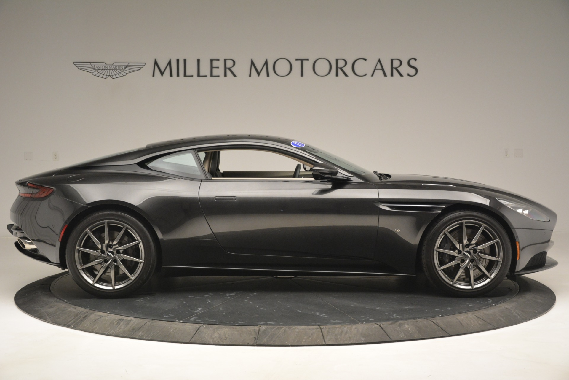 Used 2017 Aston Martin DB11 V12 Coupe For Sale In Greenwich, CT. Alfa Romeo of Greenwich, 7500 2988_p9