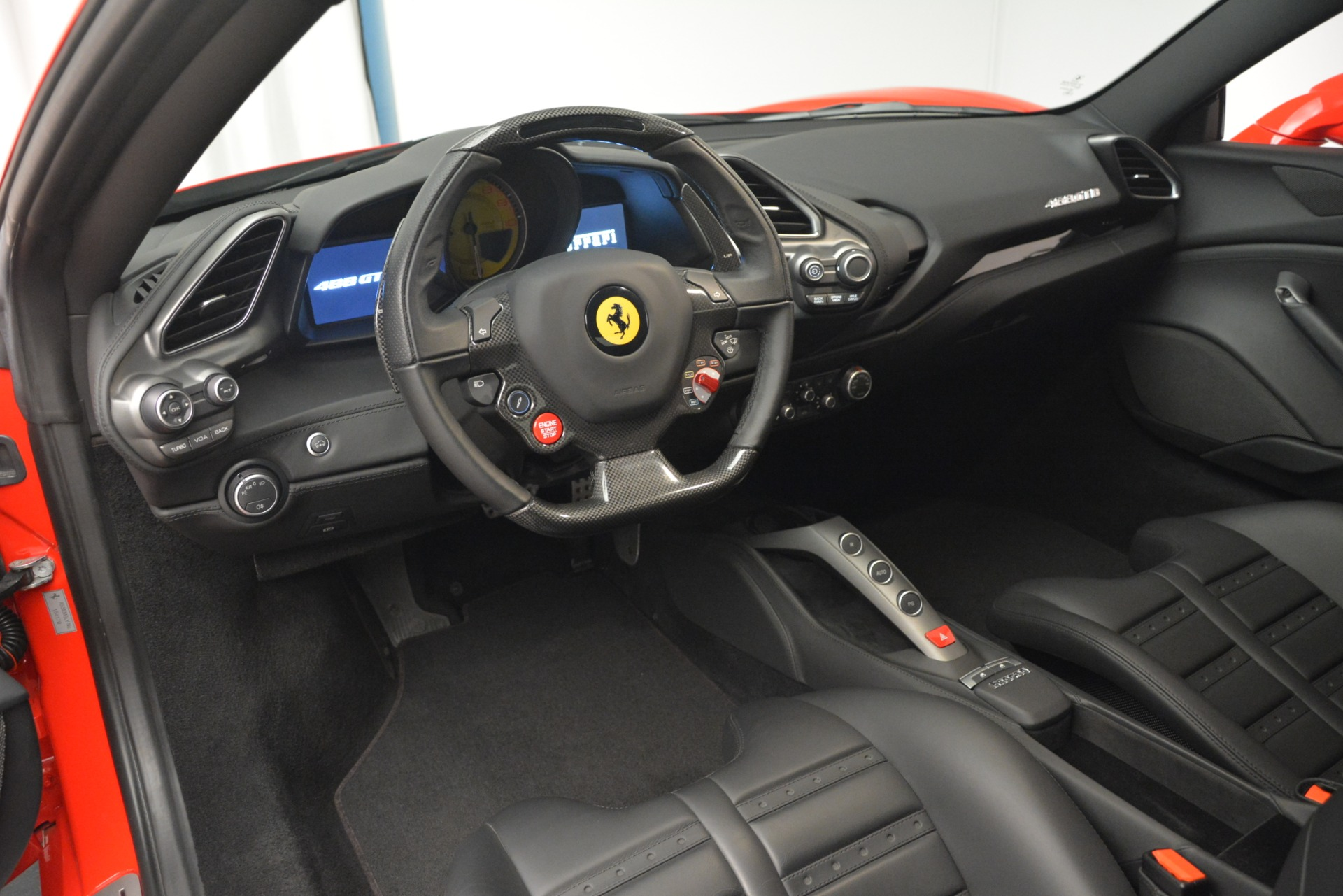 Used 2018 Ferrari 488 GTB  For Sale In Greenwich, CT. Alfa Romeo of Greenwich, F1955 2991_p16
