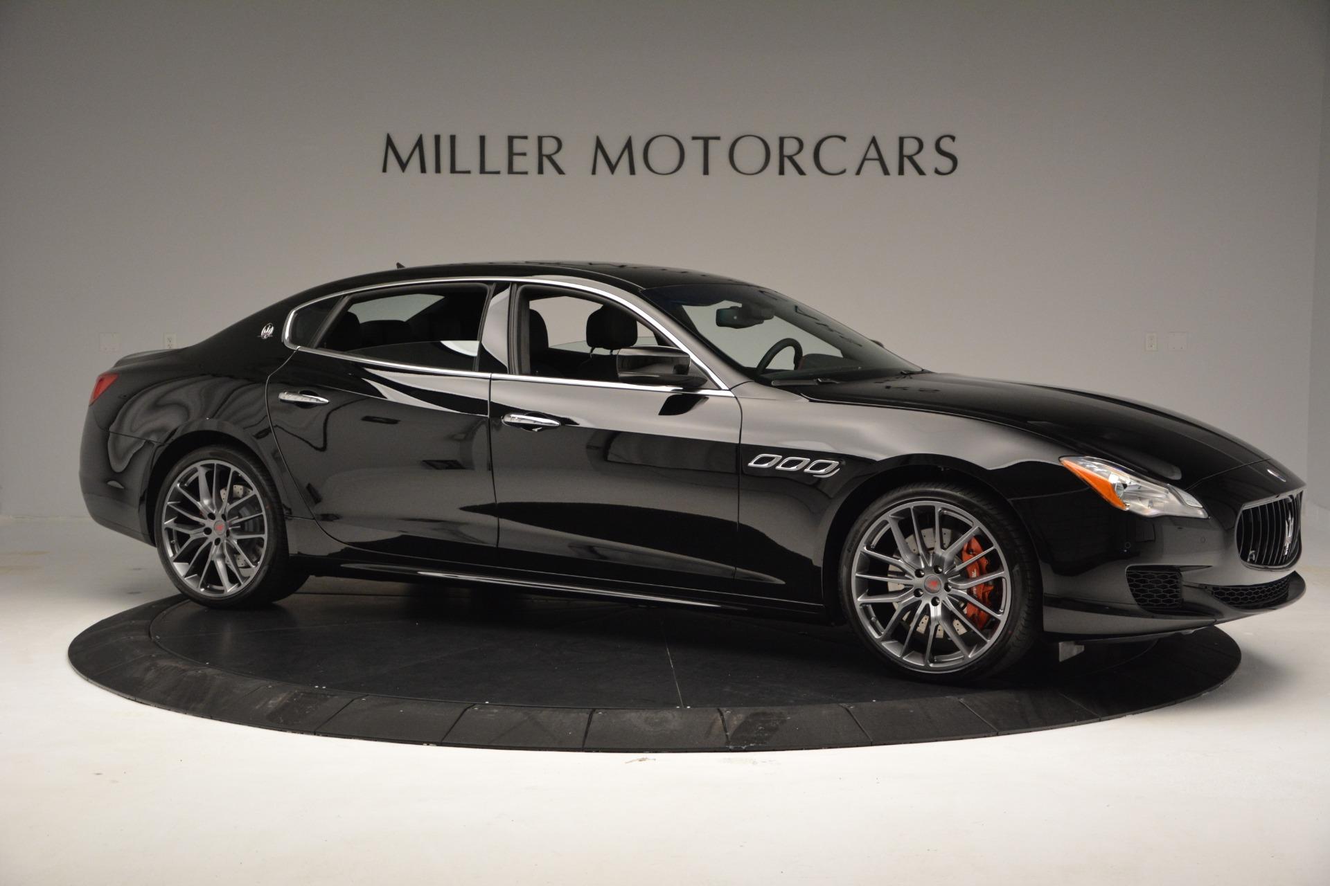 Used 2015 Maserati Quattroporte GTS For Sale In Greenwich, CT. Alfa Romeo of Greenwich, R482A 2993_p10