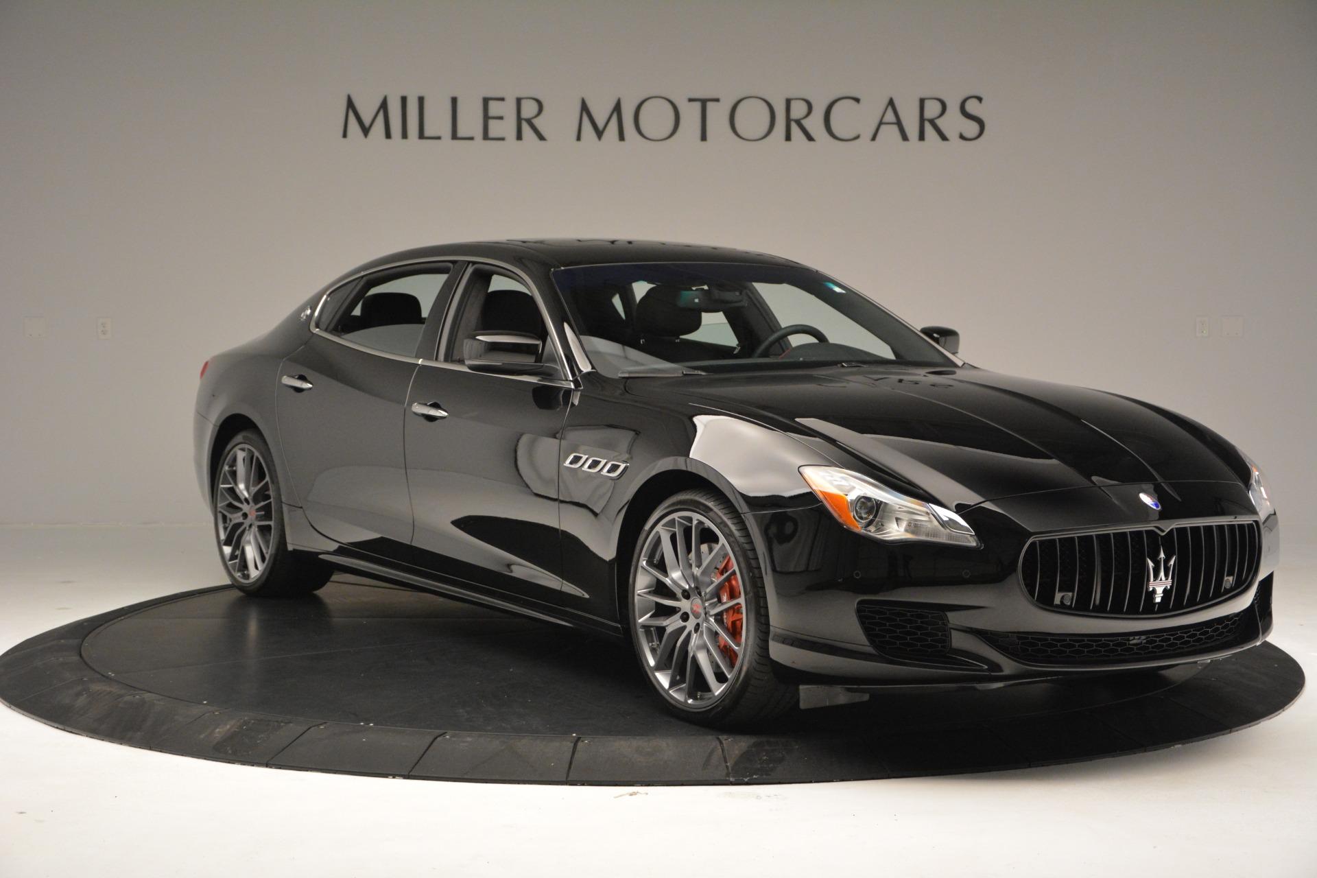 Used 2015 Maserati Quattroporte GTS For Sale In Greenwich, CT. Alfa Romeo of Greenwich, R482A 2993_p11