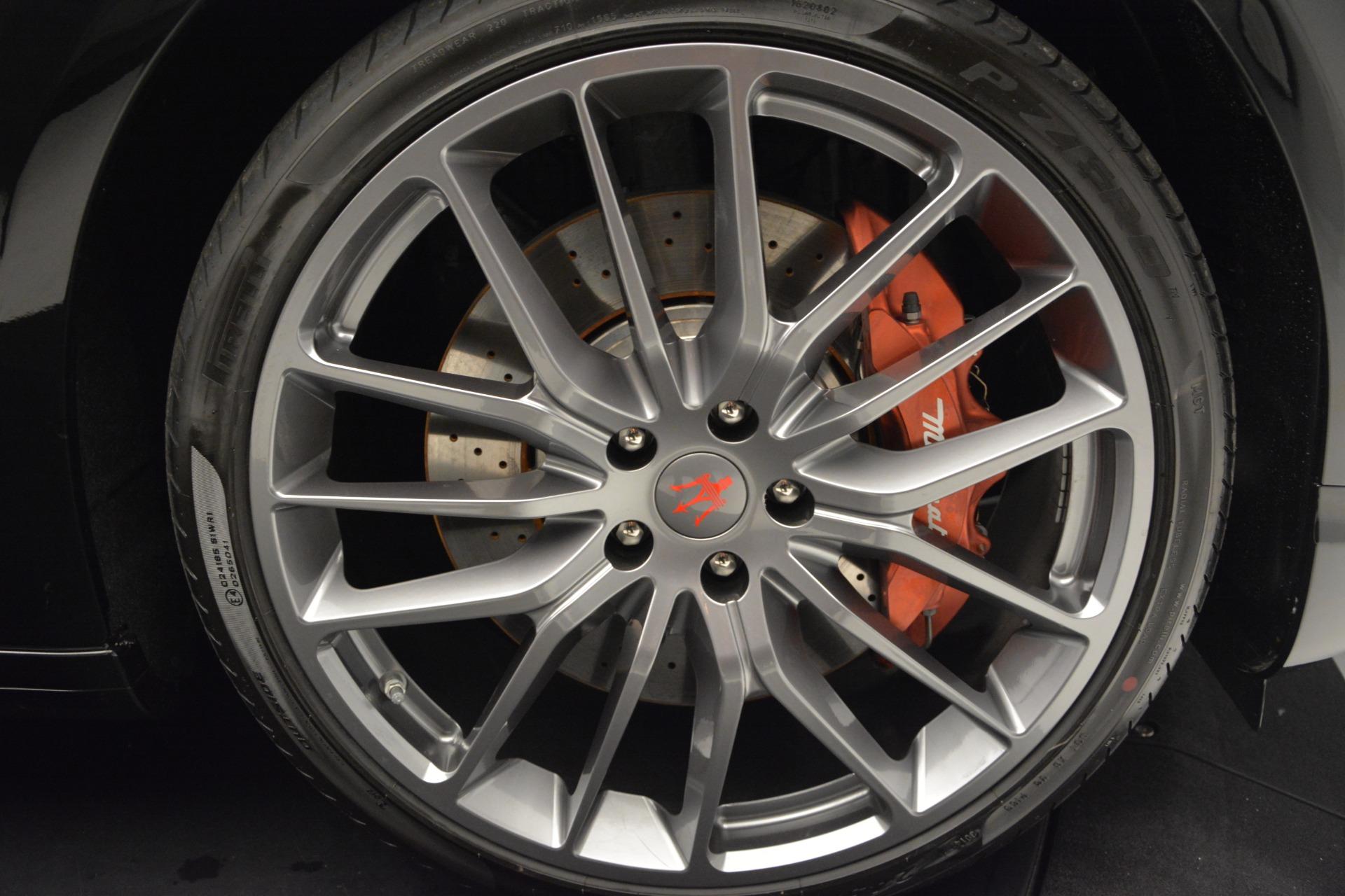 Used 2015 Maserati Quattroporte GTS For Sale In Greenwich, CT. Alfa Romeo of Greenwich, R482A 2993_p23