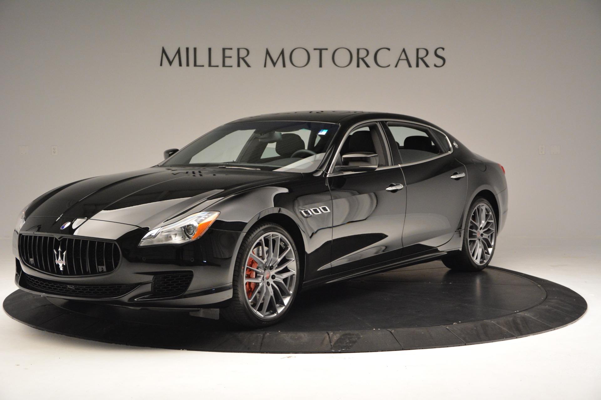 Used 2015 Maserati Quattroporte GTS For Sale In Greenwich, CT. Alfa Romeo of Greenwich, R482A 2993_p2