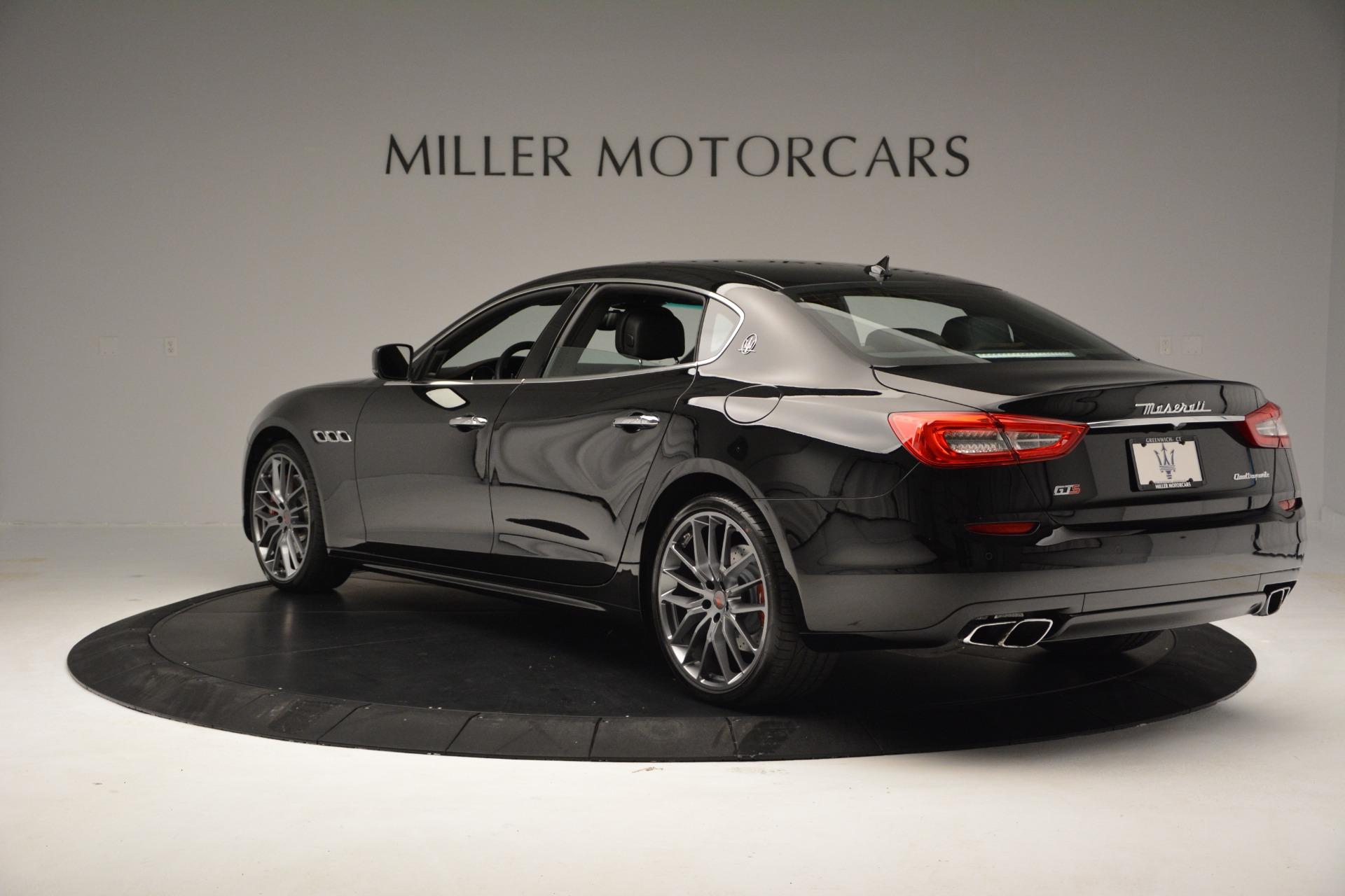 Used 2015 Maserati Quattroporte GTS For Sale In Greenwich, CT. Alfa Romeo of Greenwich, R482A 2993_p5