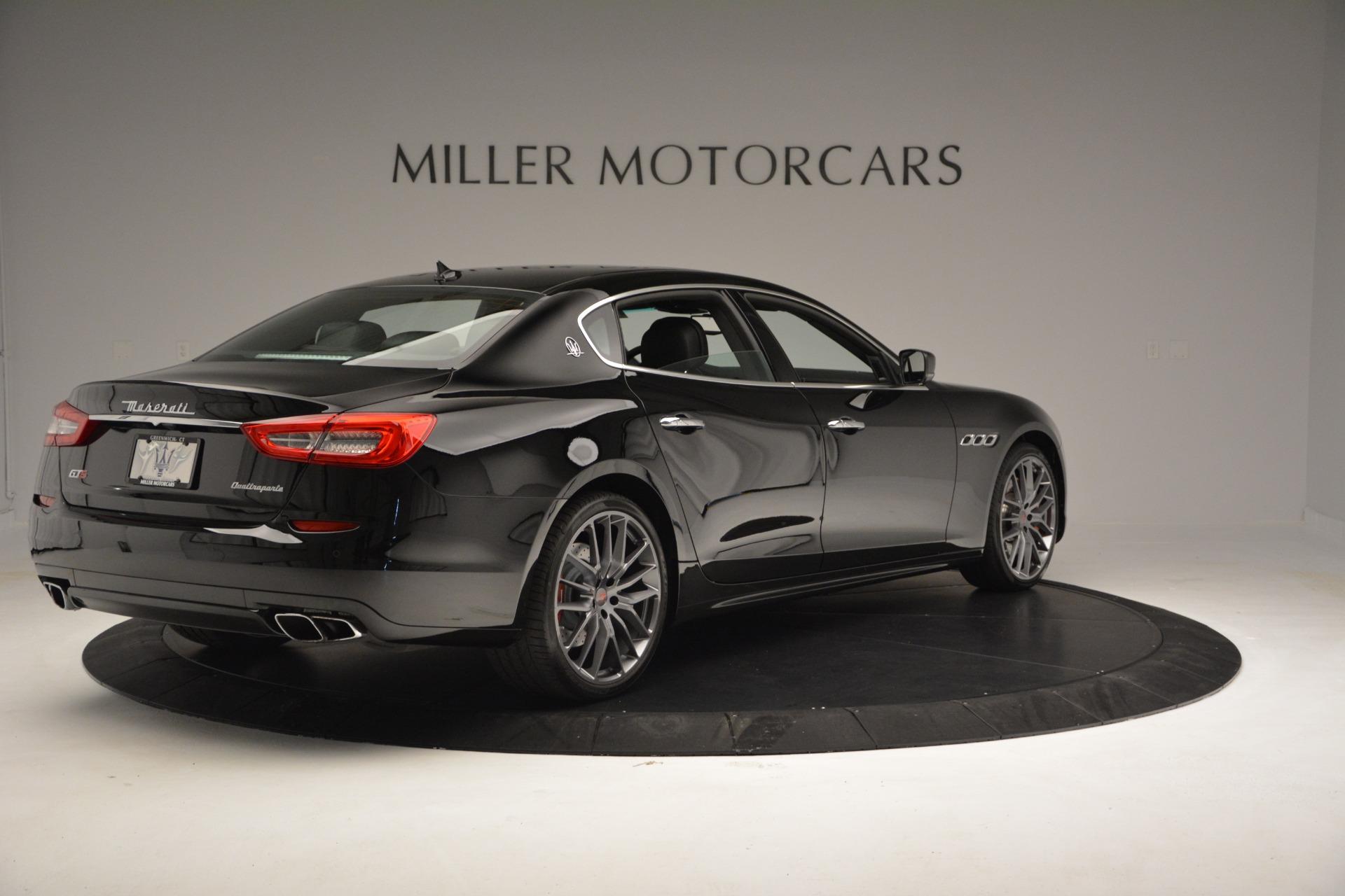 Used 2015 Maserati Quattroporte GTS For Sale In Greenwich, CT. Alfa Romeo of Greenwich, R482A 2993_p7