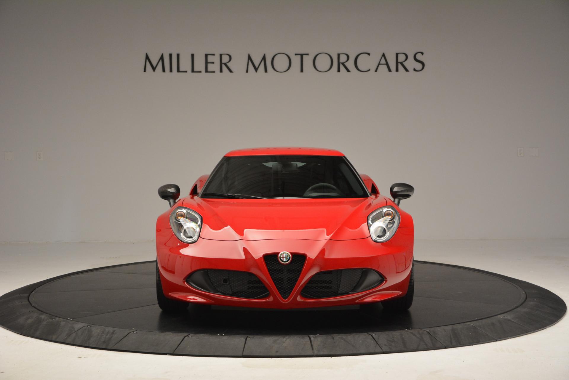 Used 2015 Alfa Romeo 4C  For Sale In Greenwich, CT. Alfa Romeo of Greenwich, 6984 3_p12