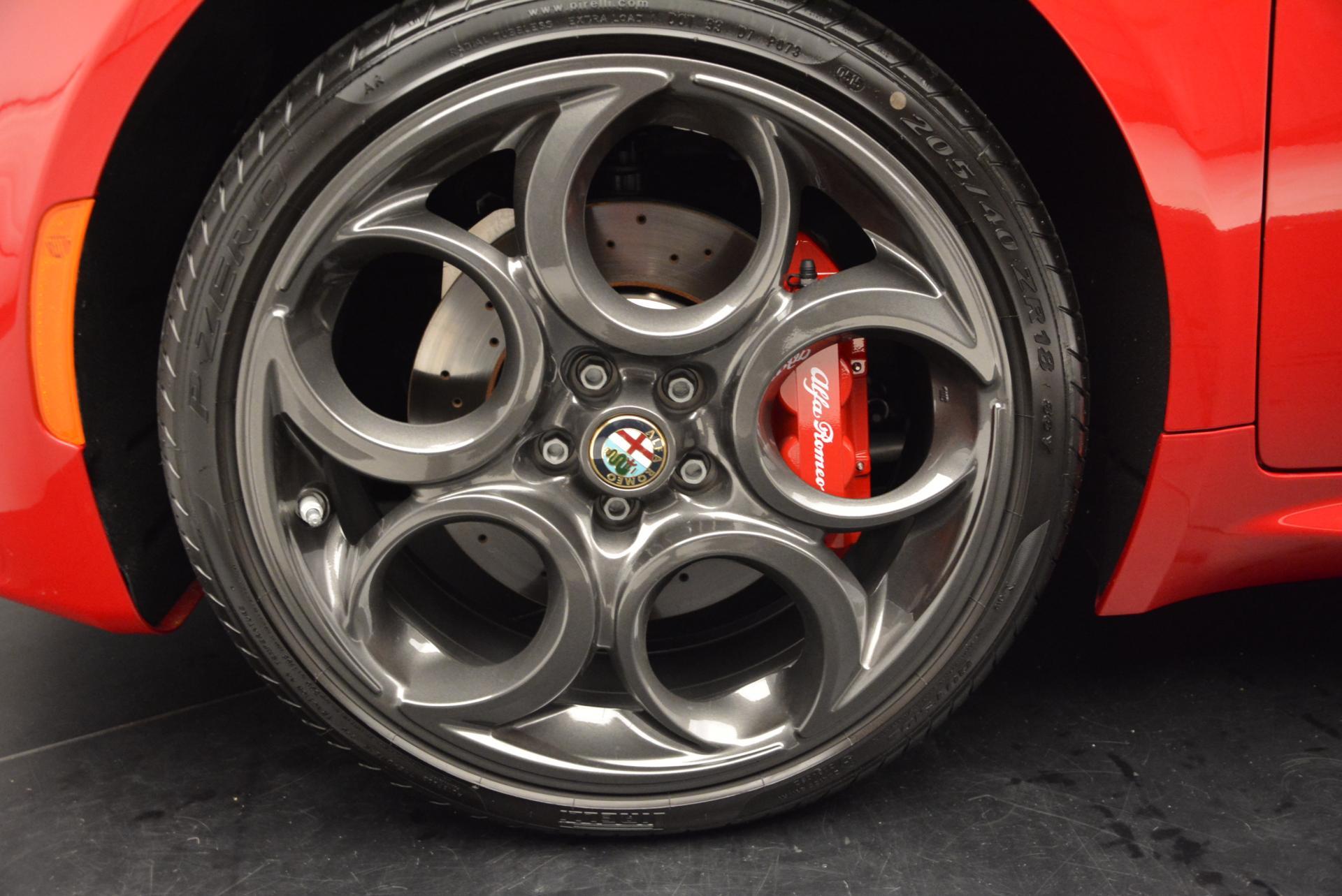 Used 2015 Alfa Romeo 4C  For Sale In Greenwich, CT. Alfa Romeo of Greenwich, 6984 3_p13