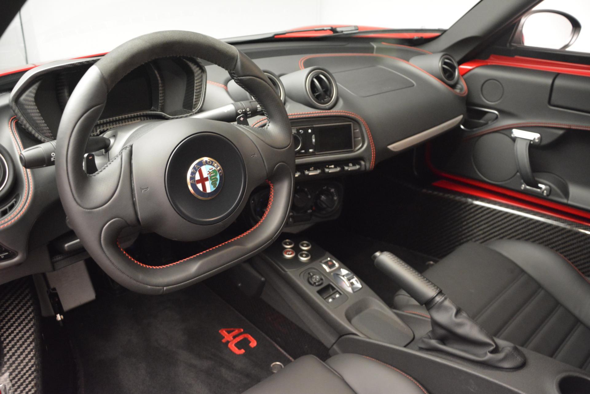 Used 2015 Alfa Romeo 4C  For Sale In Greenwich, CT. Alfa Romeo of Greenwich, 6984 3_p14