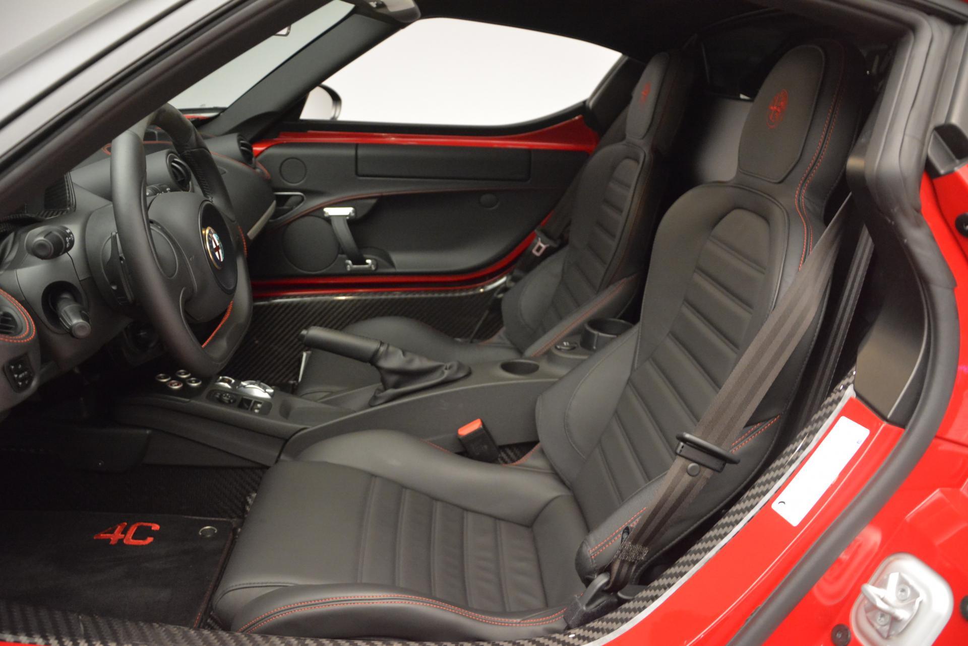 Used 2015 Alfa Romeo 4C  For Sale In Greenwich, CT. Alfa Romeo of Greenwich, 6984 3_p15