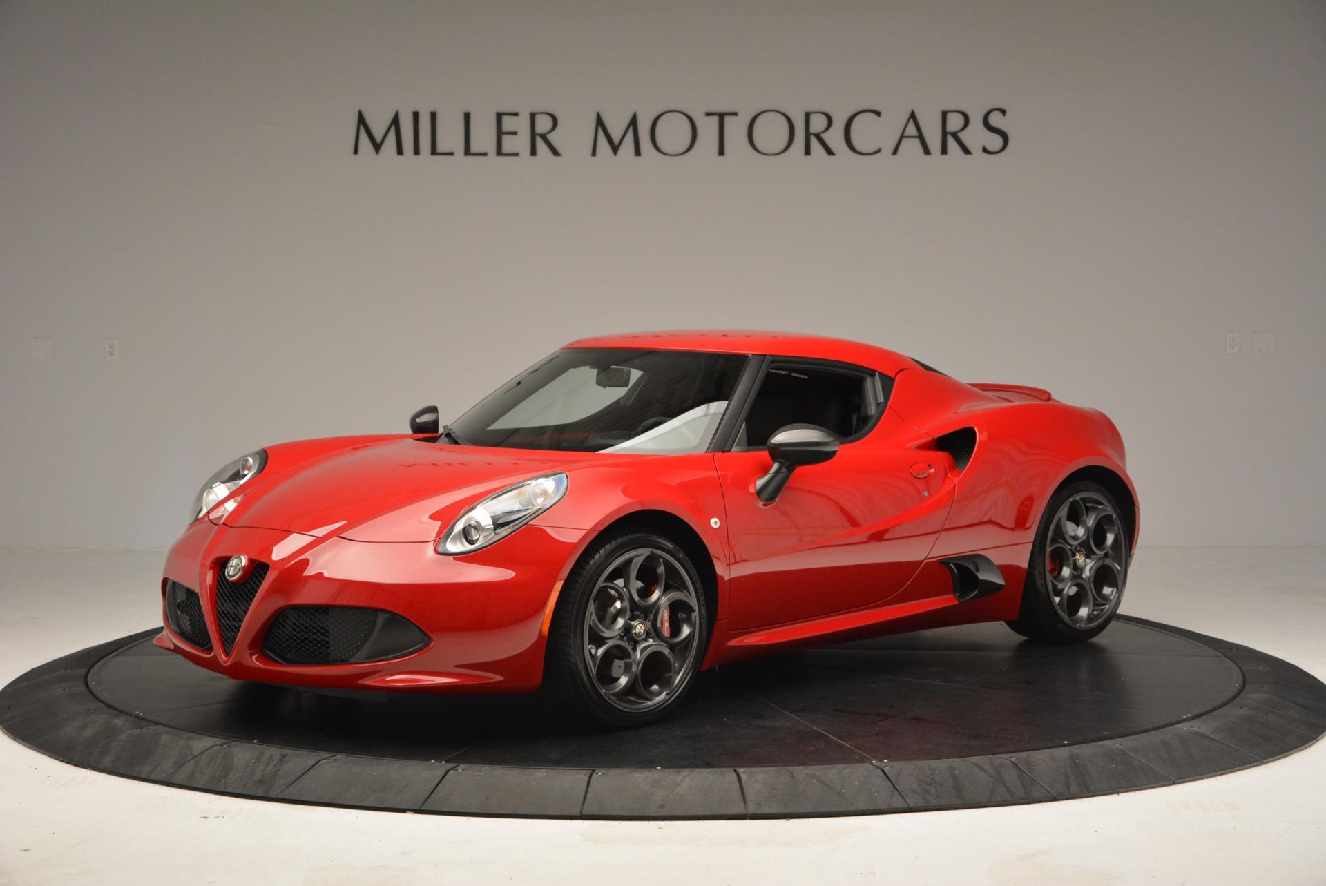 Used 2015 Alfa Romeo 4C  For Sale In Greenwich, CT. Alfa Romeo of Greenwich, 6984 3_p2