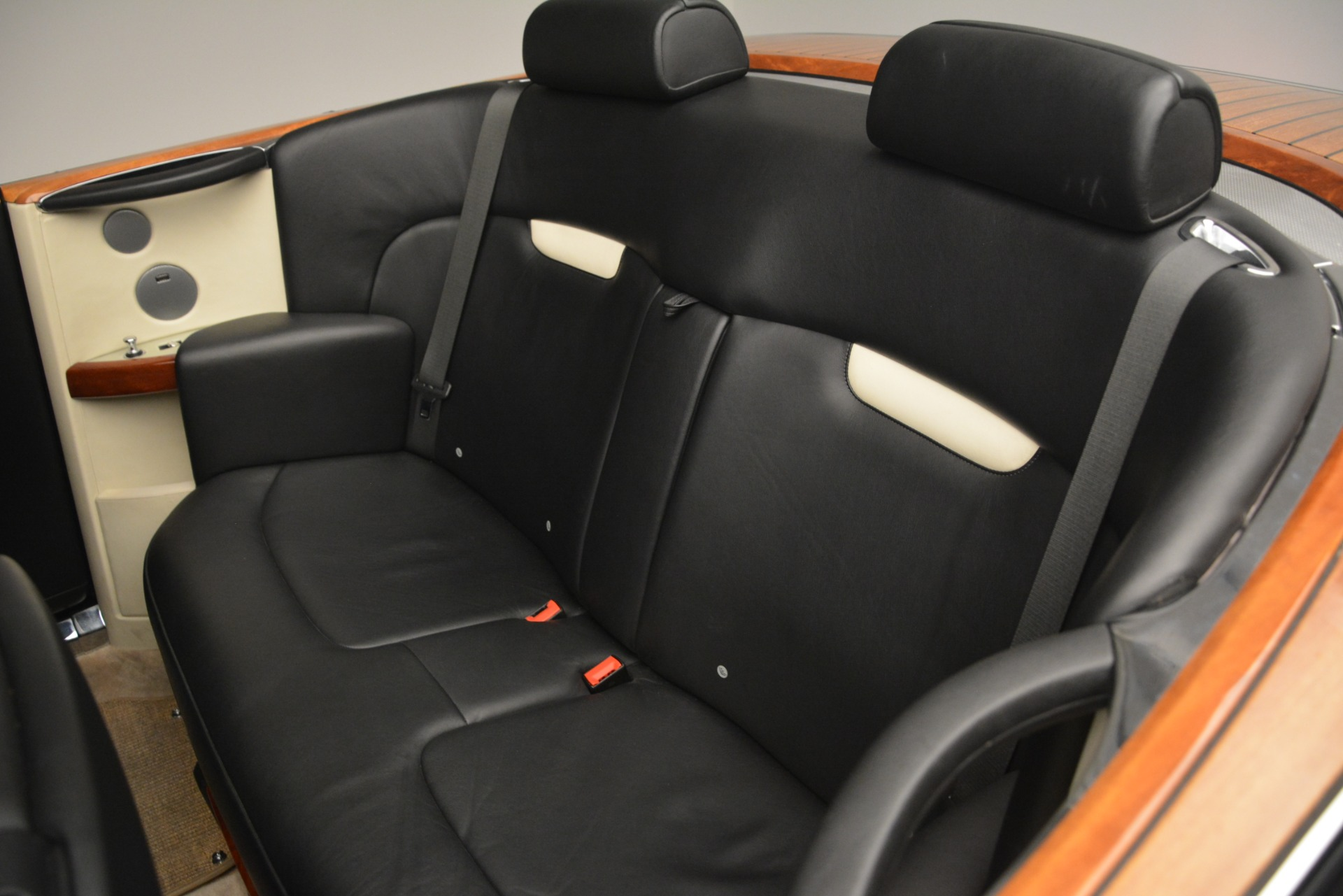 Used 2008 Rolls-Royce Phantom Drophead Coupe  For Sale $155900 In Greenwich, CT 3000_p25