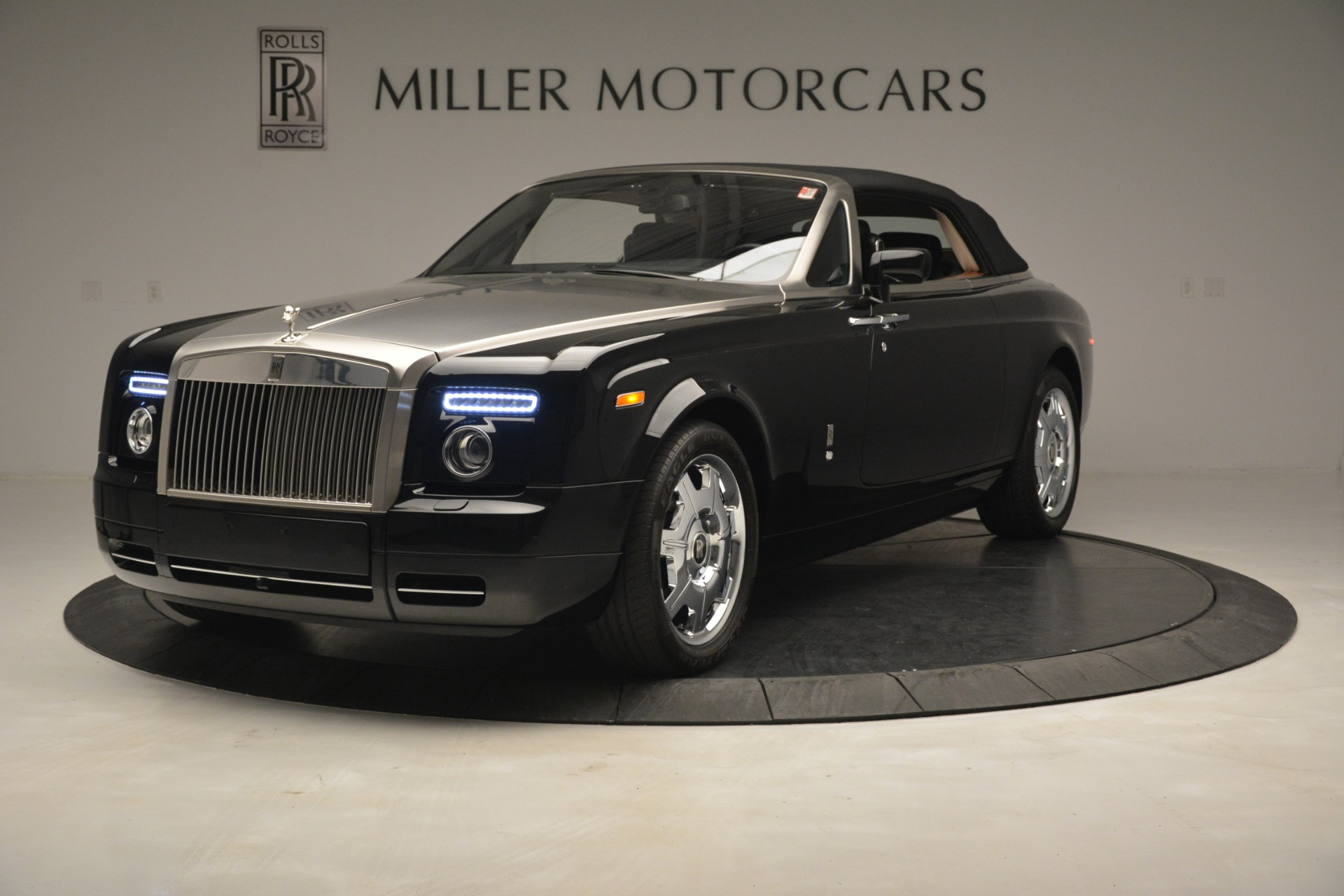 Used 2008 Rolls-Royce Phantom Drophead Coupe  For Sale $155900 In Greenwich, CT 3000_p34