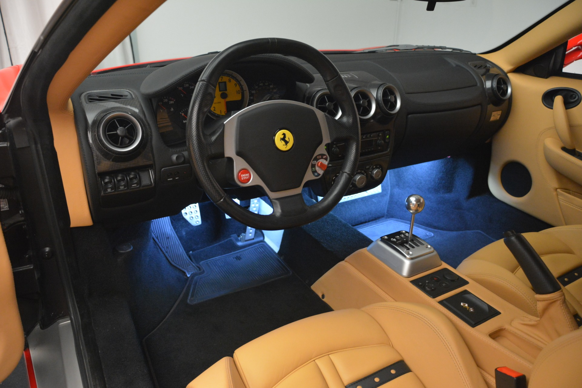 Used 2006 Ferrari F430  For Sale In Greenwich, CT. Alfa Romeo of Greenwich, 4536A 3001_p13