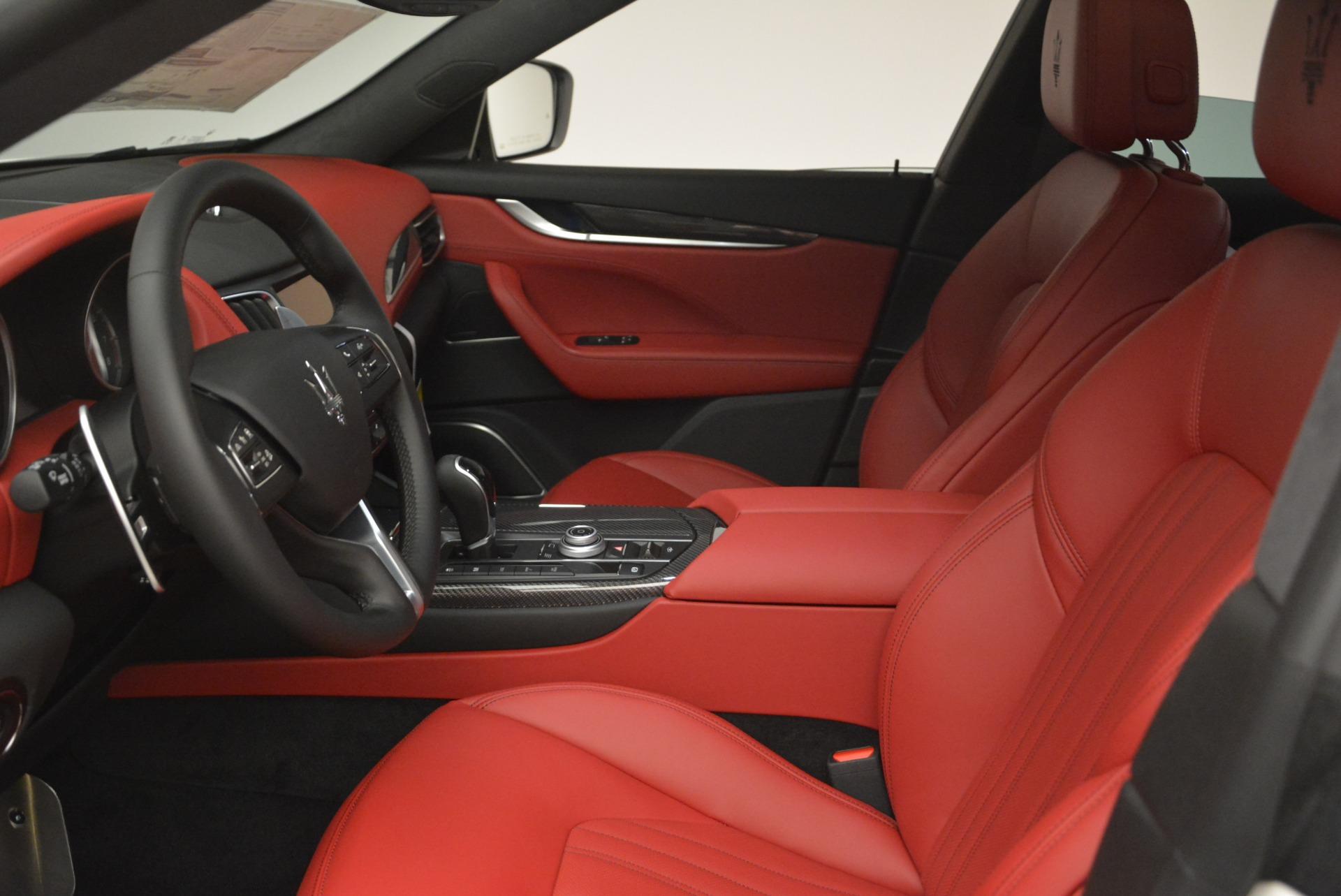 New 2019 Maserati Levante S Q4 GranLusso For Sale In Greenwich, CT. Alfa Romeo of Greenwich, M2268 3003_p14