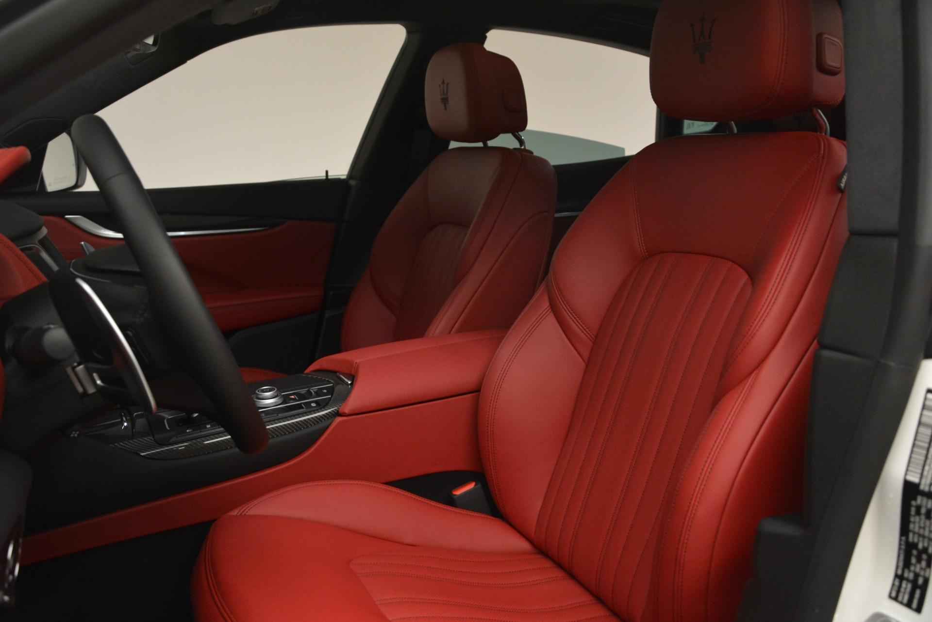 New 2019 Maserati Levante S Q4 GranLusso For Sale In Greenwich, CT. Alfa Romeo of Greenwich, M2268 3003_p15