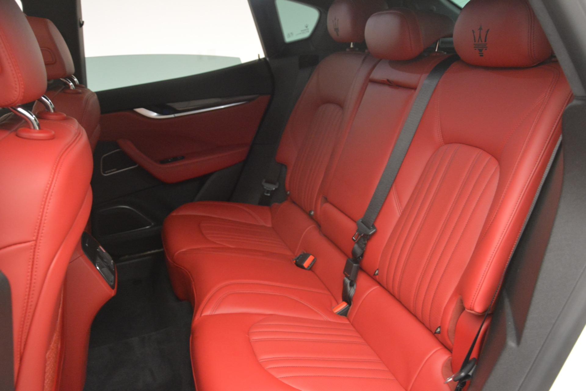 New 2019 Maserati Levante S Q4 GranLusso For Sale In Greenwich, CT. Alfa Romeo of Greenwich, M2268 3003_p18