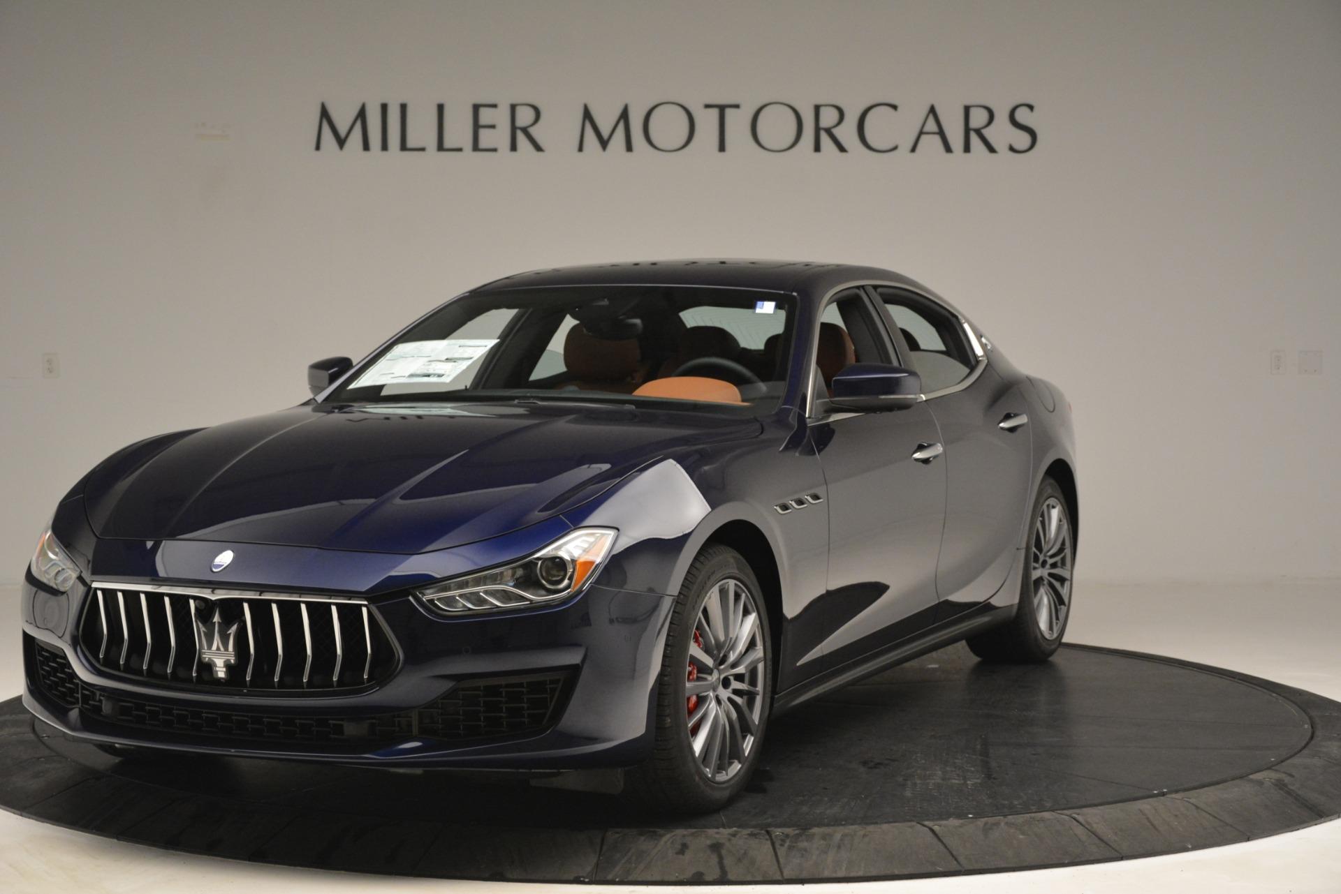New 2019 Maserati Ghibli S Q4 For Sale In Greenwich, CT. Alfa Romeo of Greenwich, M2269 3004_main