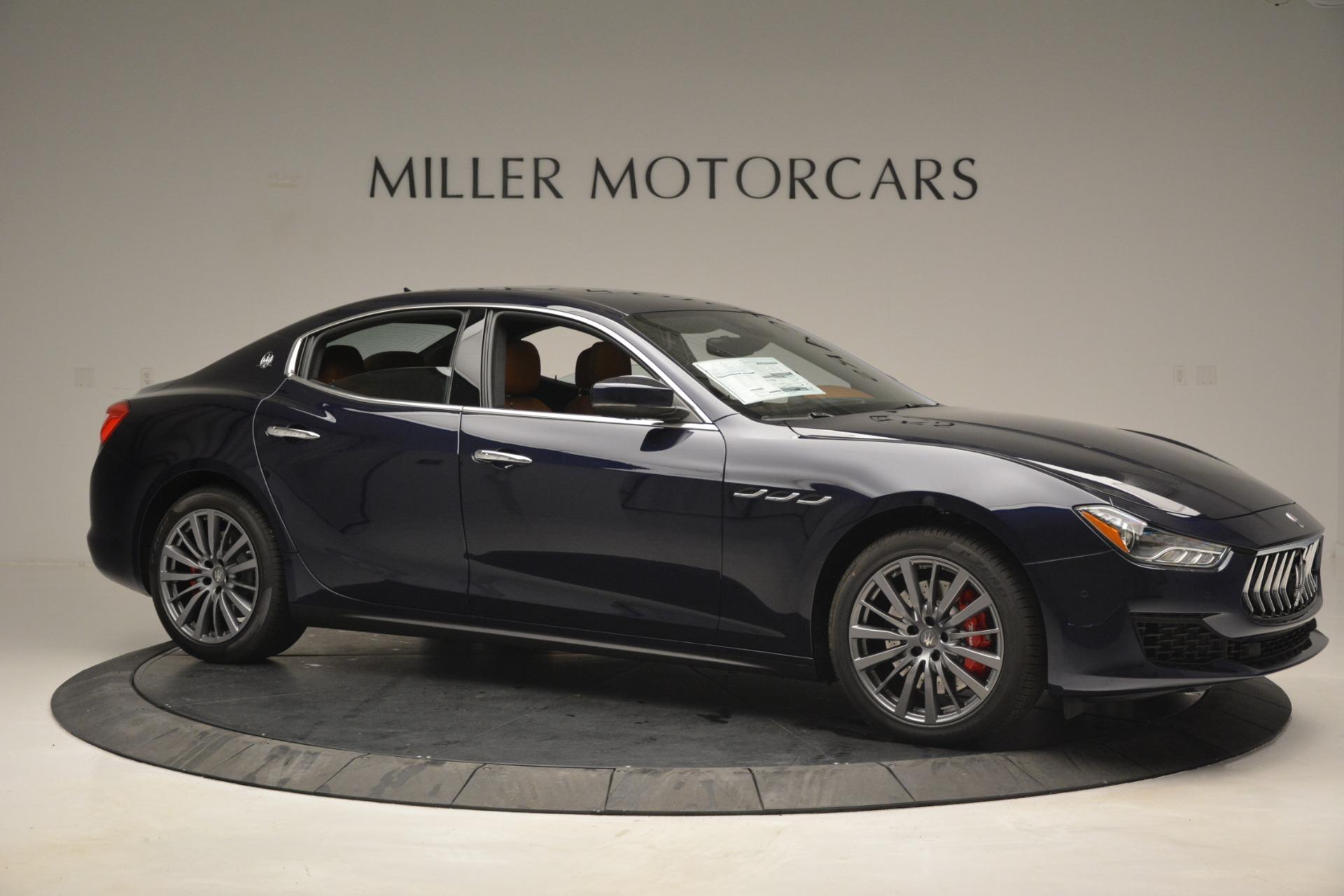 New 2019 Maserati Ghibli S Q4 For Sale In Greenwich, CT. Alfa Romeo of Greenwich, M2269 3004_p10