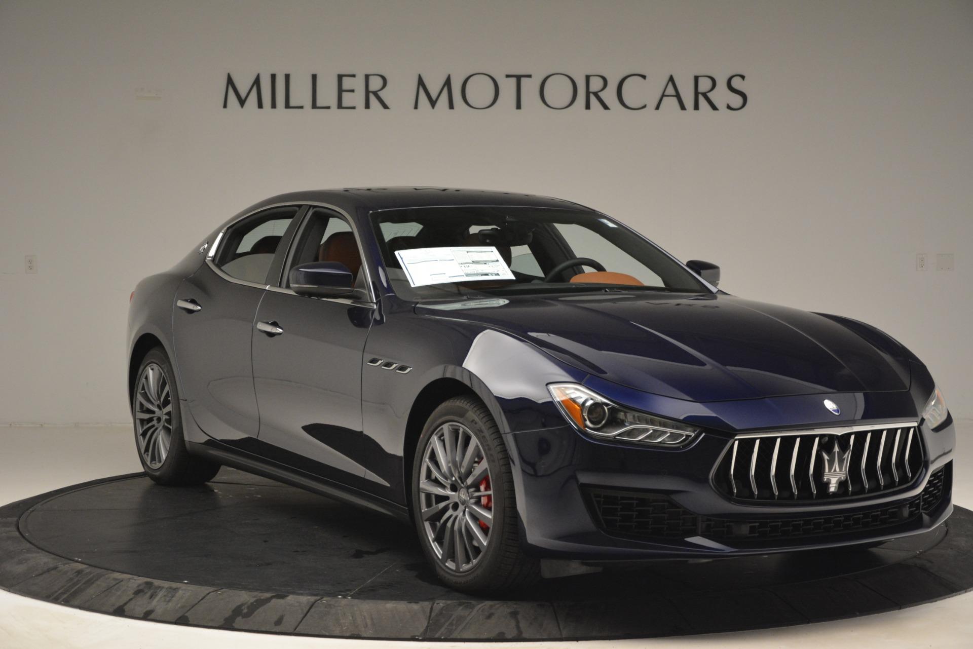 New 2019 Maserati Ghibli S Q4 For Sale In Greenwich, CT. Alfa Romeo of Greenwich, M2269 3004_p11