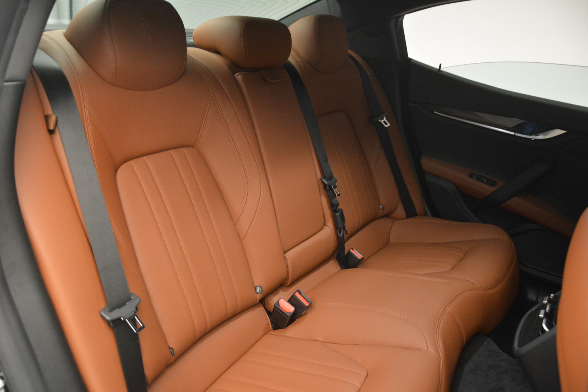New 2019 Maserati Ghibli S Q4 For Sale In Greenwich, CT. Alfa Romeo of Greenwich, M2269 3004_p25