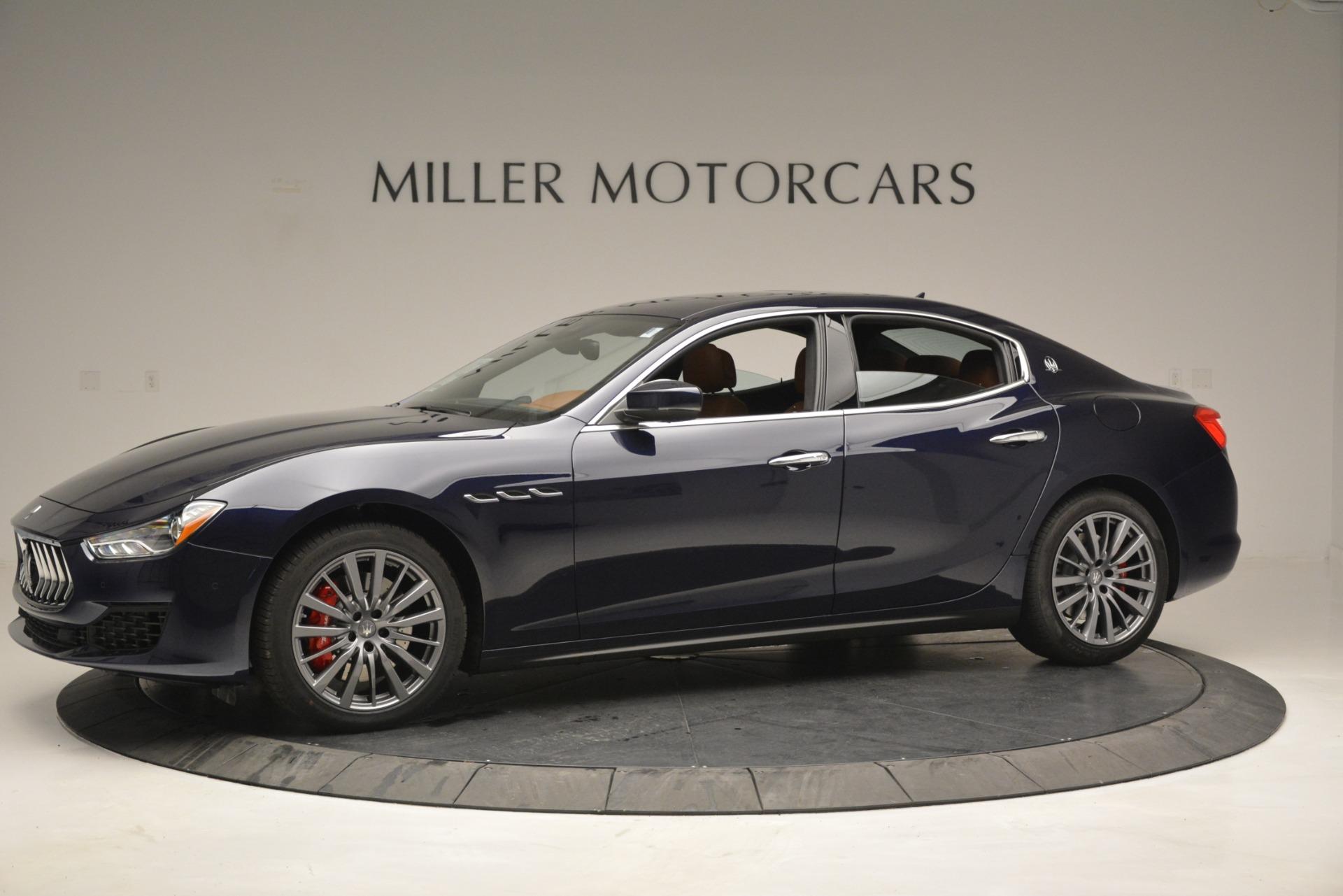 New 2019 Maserati Ghibli S Q4 For Sale In Greenwich, CT. Alfa Romeo of Greenwich, M2269 3004_p2