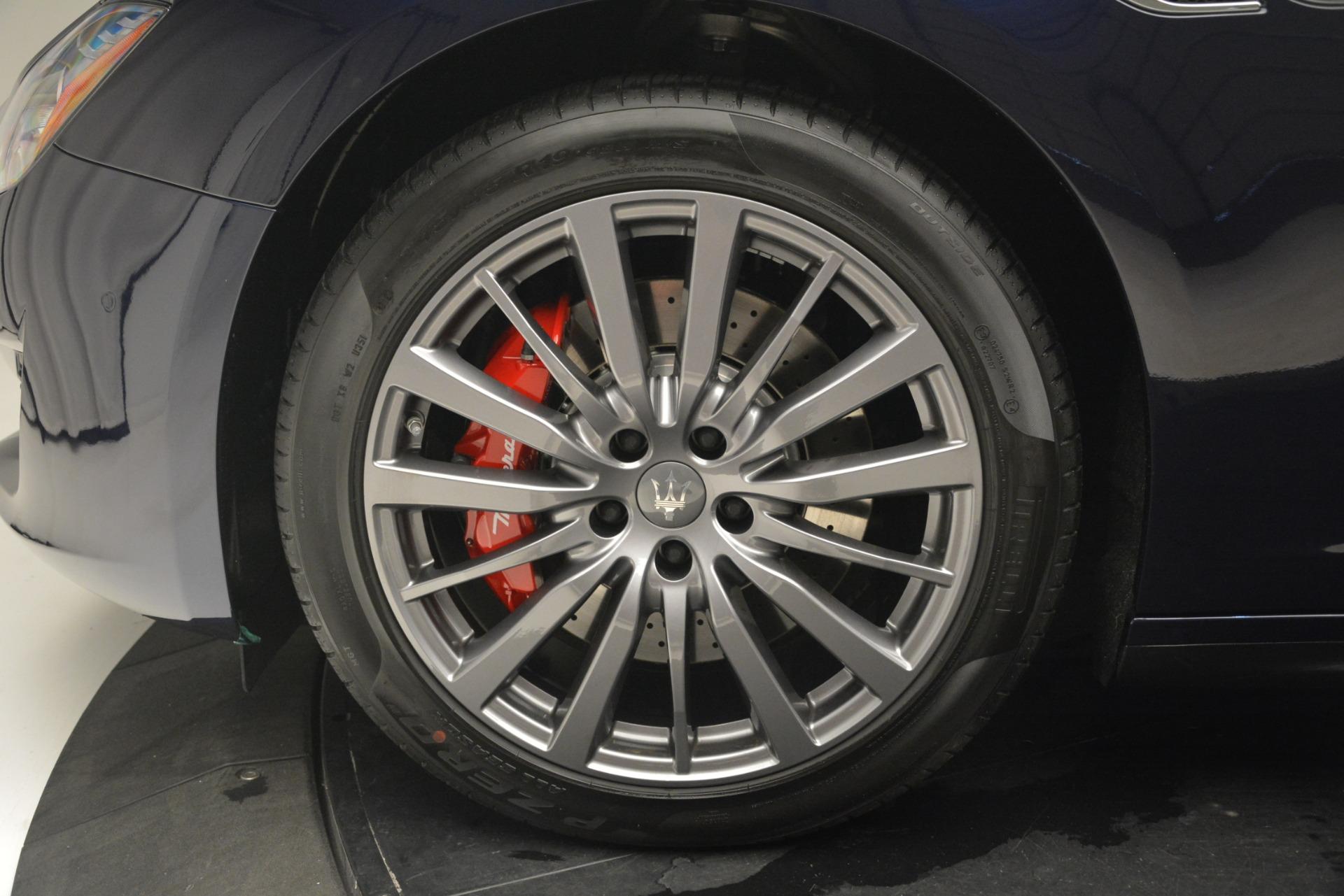 New 2019 Maserati Ghibli S Q4 For Sale In Greenwich, CT. Alfa Romeo of Greenwich, M2269 3004_p30