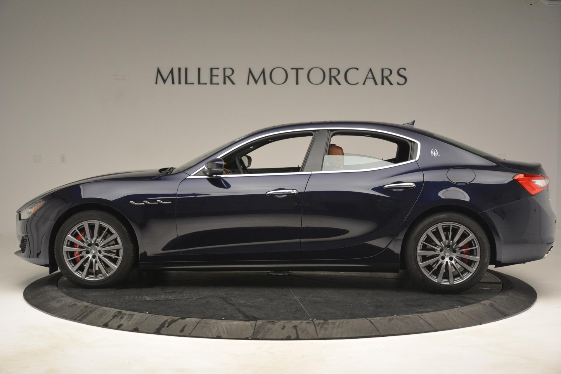 New 2019 Maserati Ghibli S Q4 For Sale In Greenwich, CT. Alfa Romeo of Greenwich, M2269 3004_p3