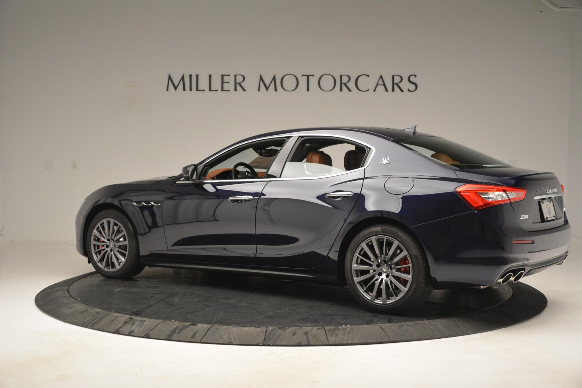 New 2019 Maserati Ghibli S Q4 For Sale In Greenwich, CT. Alfa Romeo of Greenwich, M2269 3004_p4
