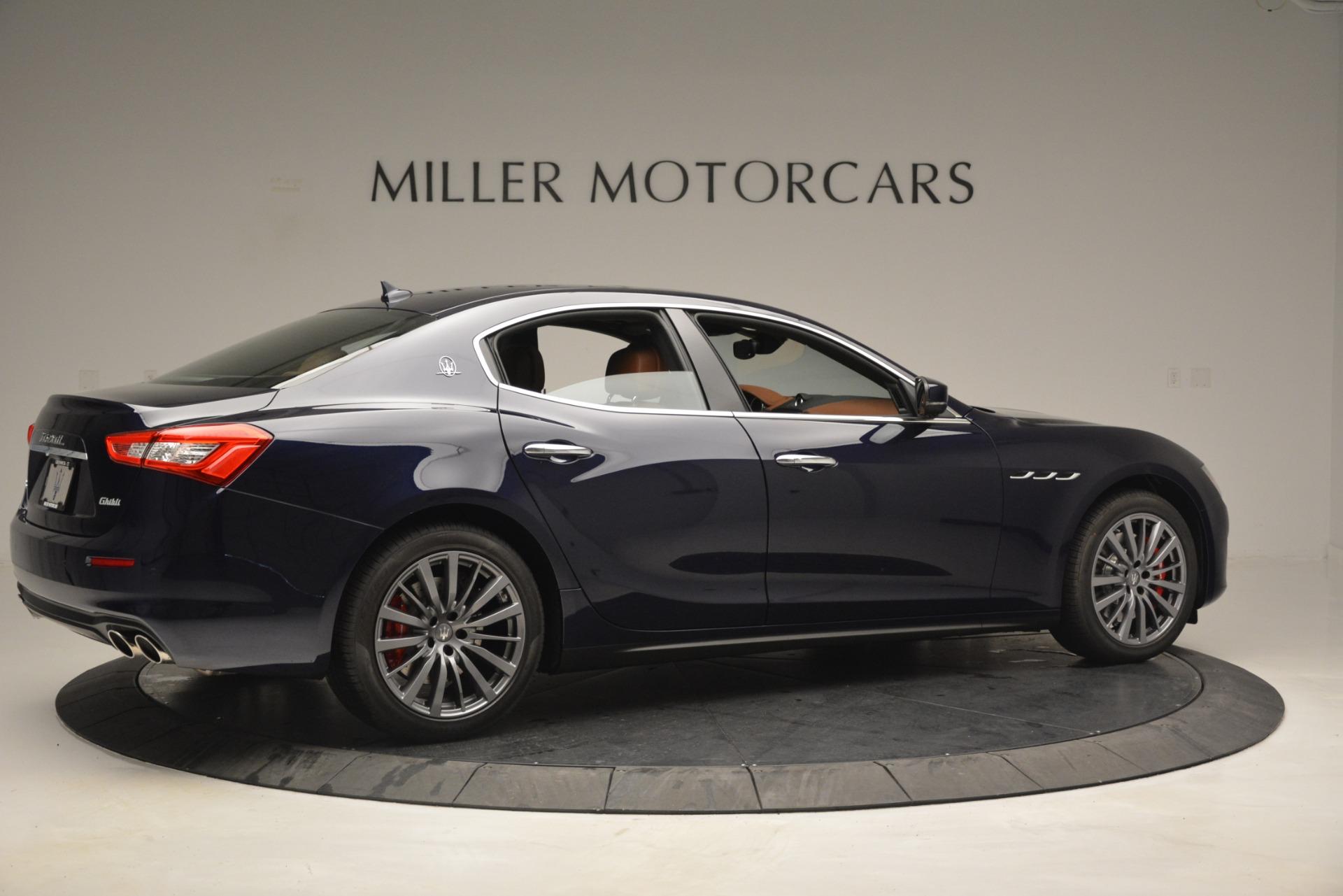 New 2019 Maserati Ghibli S Q4 For Sale In Greenwich, CT. Alfa Romeo of Greenwich, M2269 3004_p8