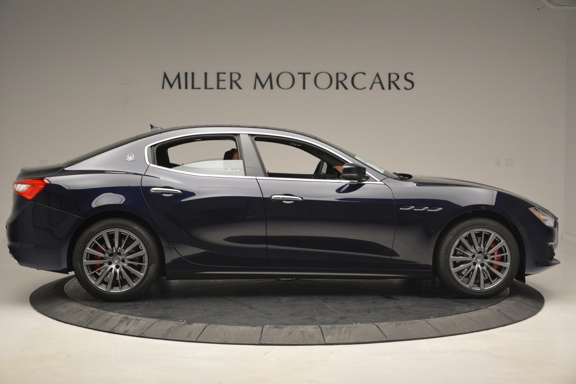 New 2019 Maserati Ghibli S Q4 For Sale In Greenwich, CT. Alfa Romeo of Greenwich, M2269 3004_p9