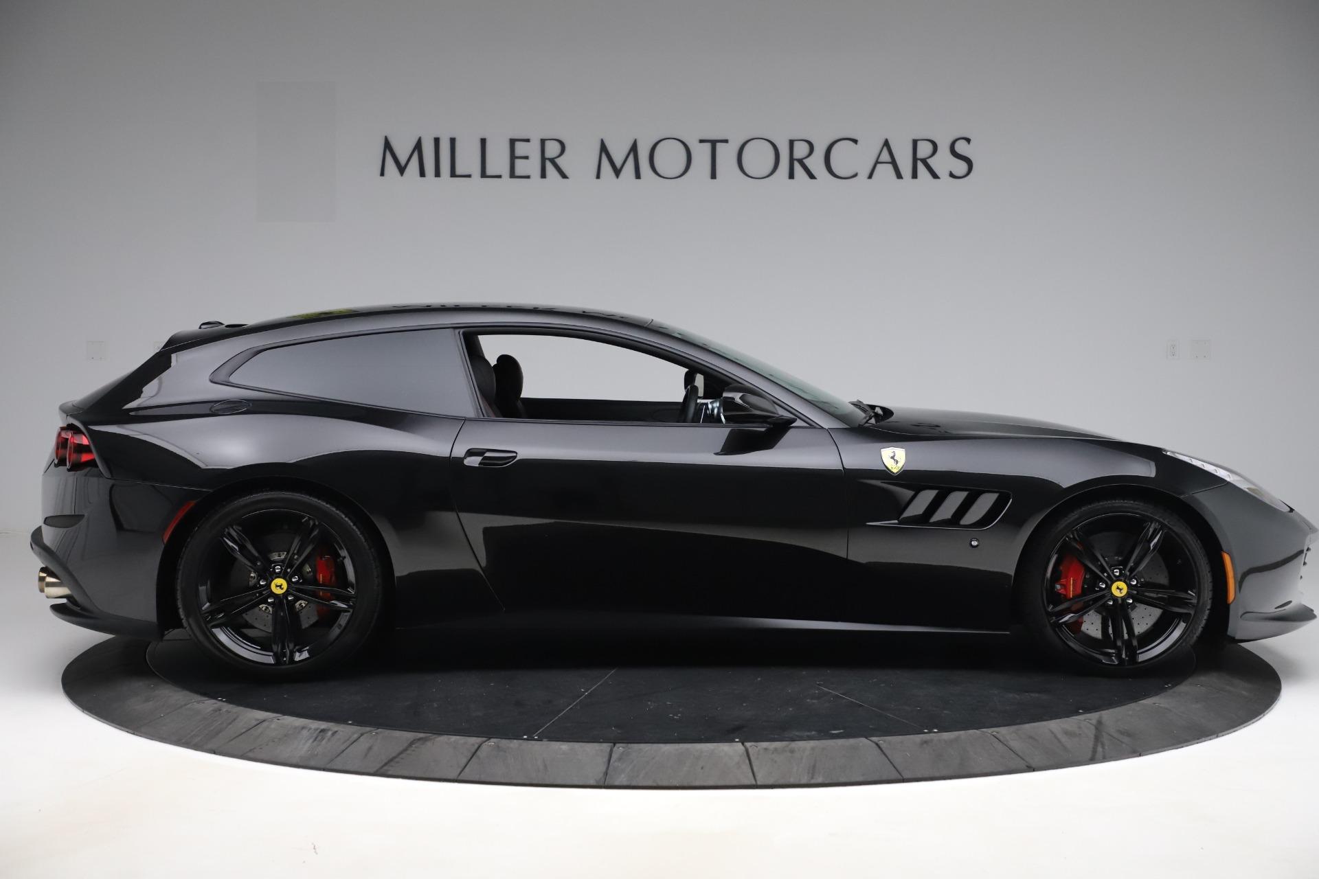 Used 2018 Ferrari GTC4Lusso  For Sale In Greenwich, CT. Alfa Romeo of Greenwich, F1895B 3005_p9