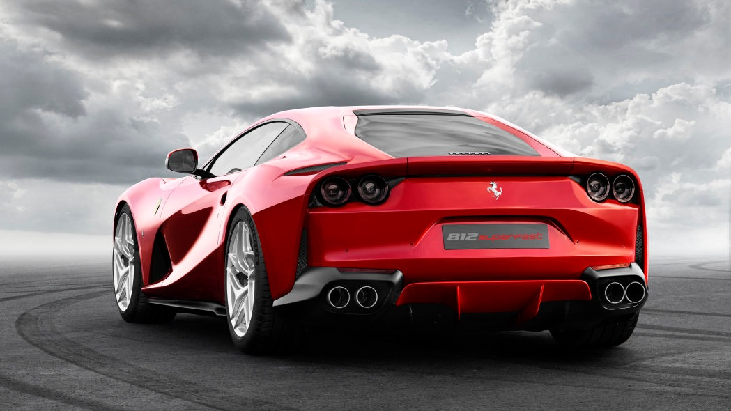 New 2019 Ferrari 812 Superfast  For Sale In Greenwich, CT. Alfa Romeo of Greenwich, XXX0008 3007_p3