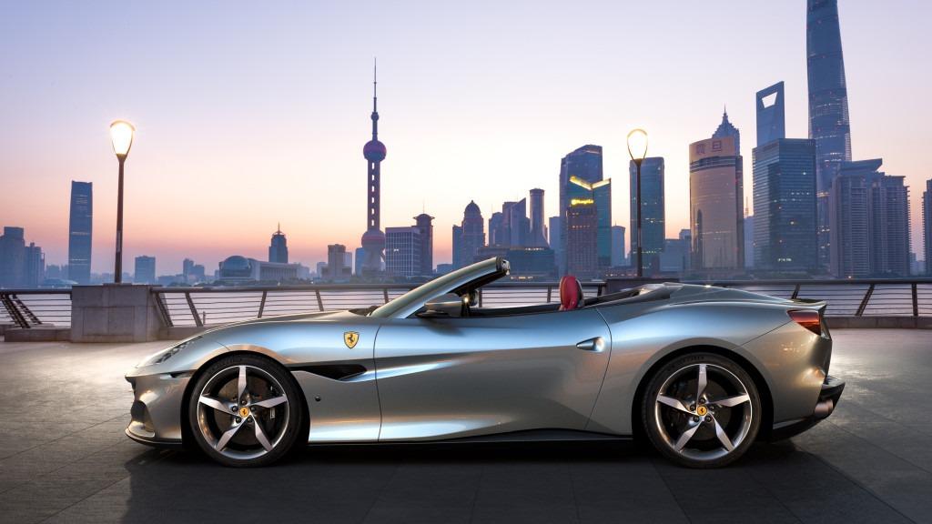 New 2019 Ferrari Portofino  For Sale In Greenwich, CT. Alfa Romeo of Greenwich, XXX0009 3008_p2