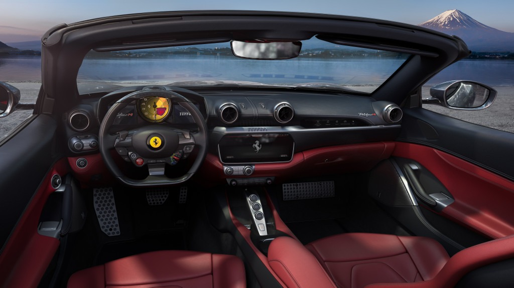 New 2019 Ferrari Portofino  For Sale In Greenwich, CT. Alfa Romeo of Greenwich, XXX0009 3008_p4