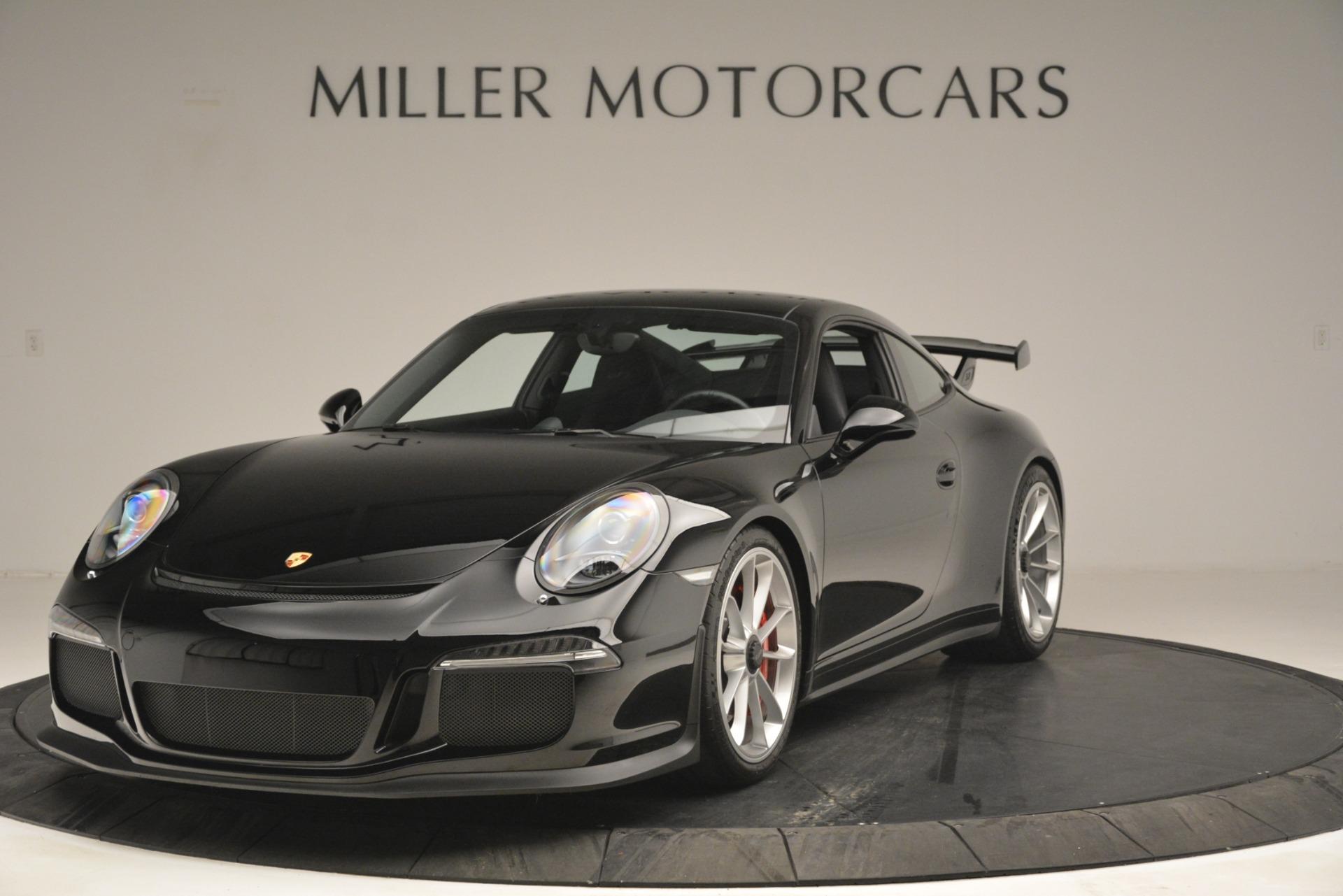 Used 2015 Porsche 911 GT3 For Sale In Greenwich, CT. Alfa Romeo of Greenwich, 7516 3009_main