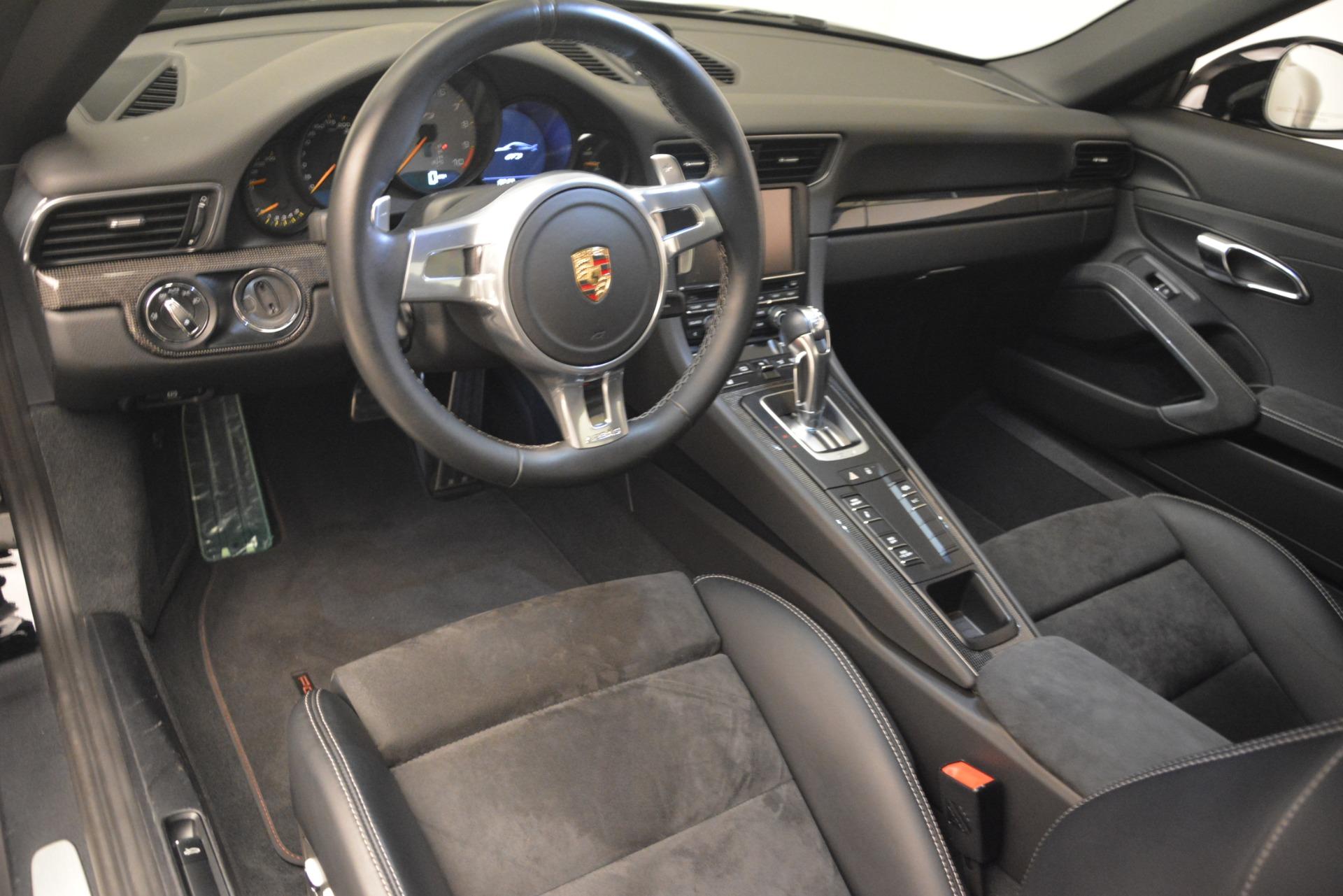 Used 2015 Porsche 911 GT3 For Sale In Greenwich, CT. Alfa Romeo of Greenwich, 7516 3009_p13