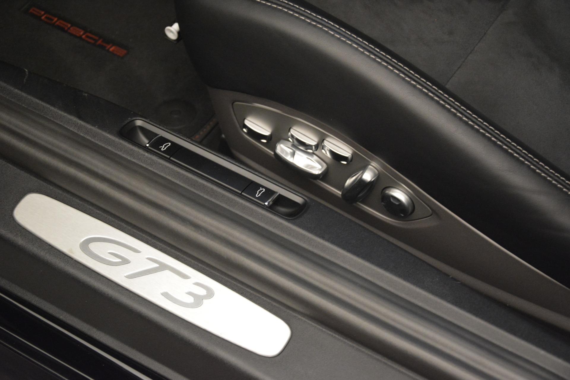 Used 2015 Porsche 911 GT3 For Sale In Greenwich, CT. Alfa Romeo of Greenwich, 7516 3009_p18