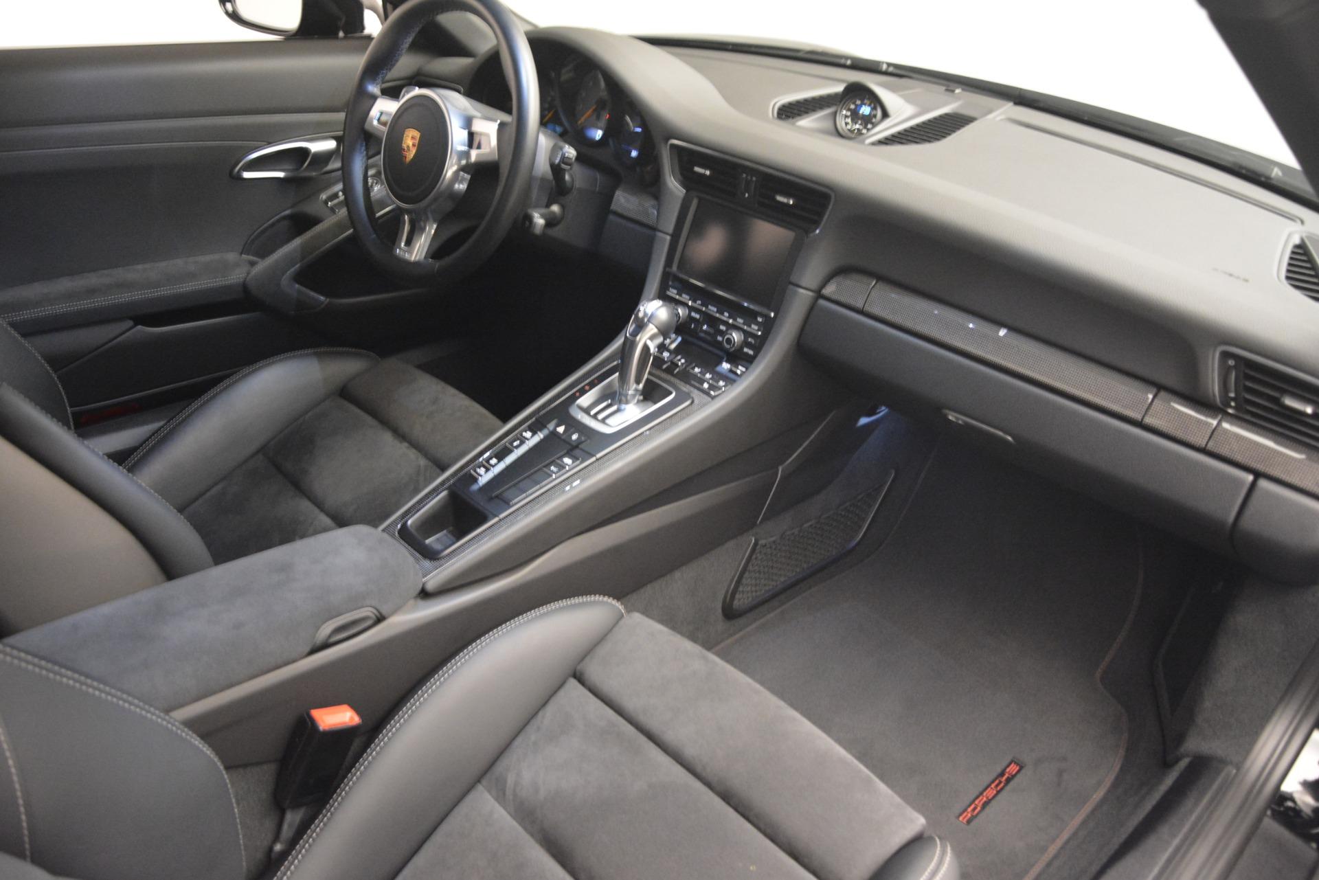 Used 2015 Porsche 911 GT3 For Sale In Greenwich, CT. Alfa Romeo of Greenwich, 7516 3009_p19