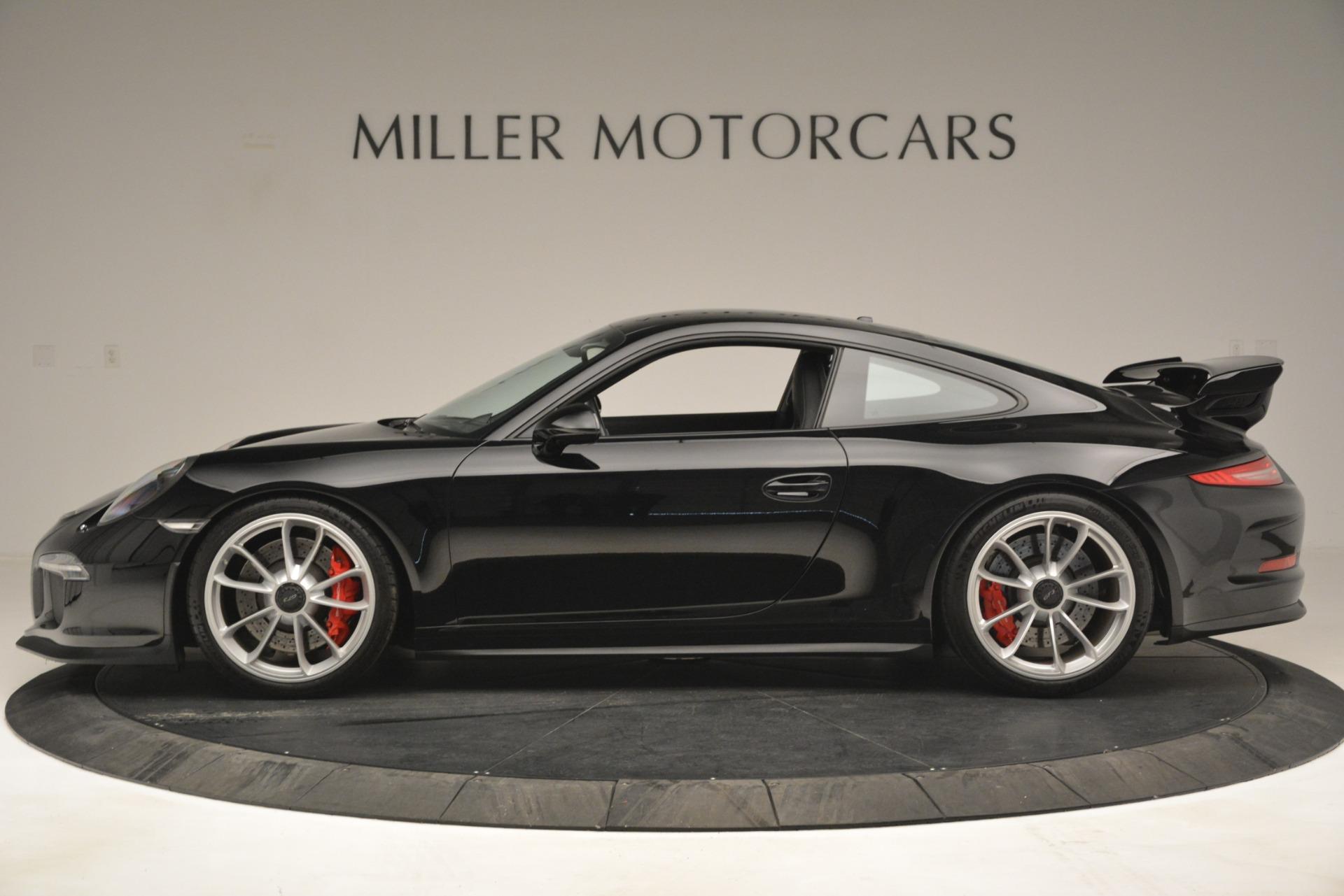 Used 2015 Porsche 911 GT3 For Sale In Greenwich, CT. Alfa Romeo of Greenwich, 7516 3009_p3