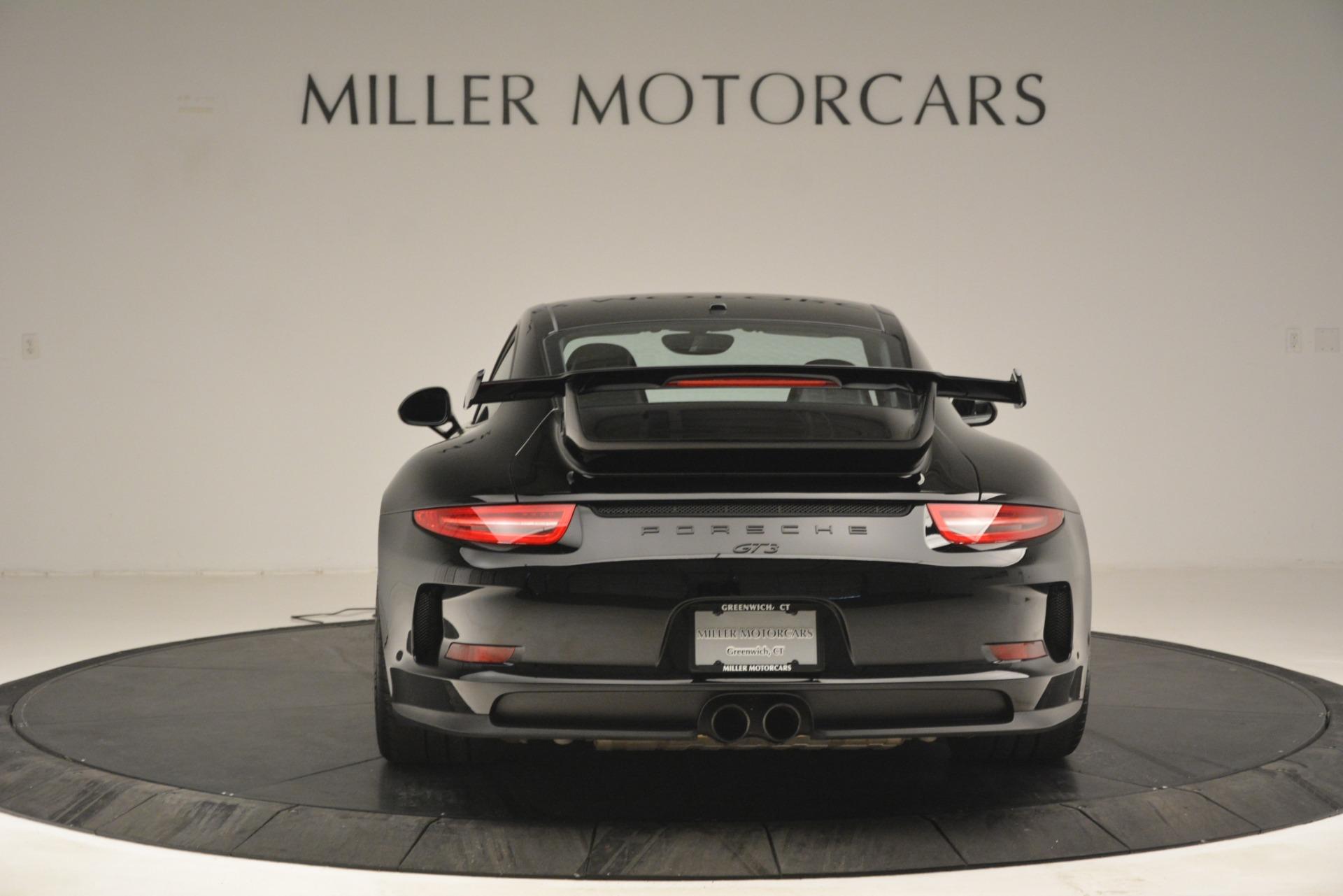 Used 2015 Porsche 911 GT3 For Sale In Greenwich, CT. Alfa Romeo of Greenwich, 7516 3009_p6