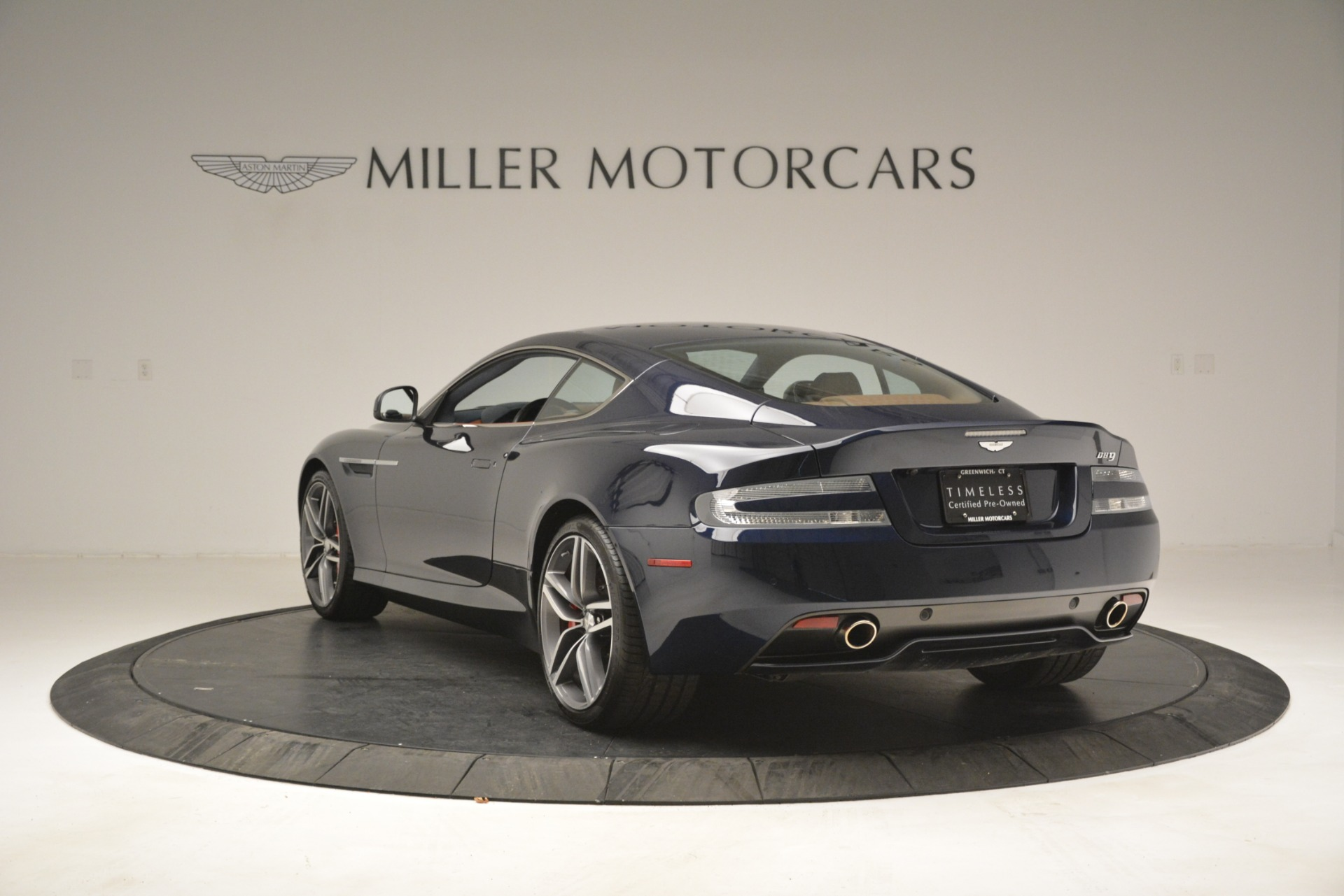 Used 2014 Aston Martin DB9 Coupe For Sale In Greenwich, CT. Alfa Romeo of Greenwich, A1279A 3010_p5