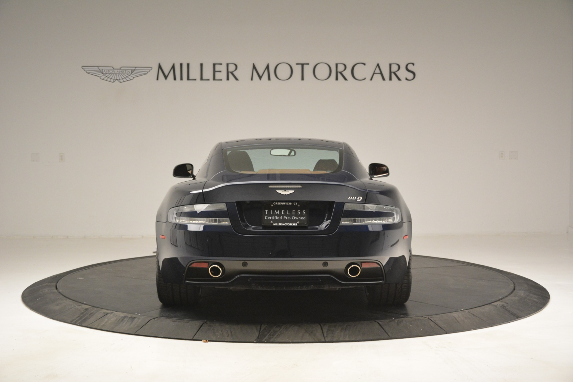 Used 2014 Aston Martin DB9 Coupe For Sale In Greenwich, CT. Alfa Romeo of Greenwich, A1279A 3010_p6