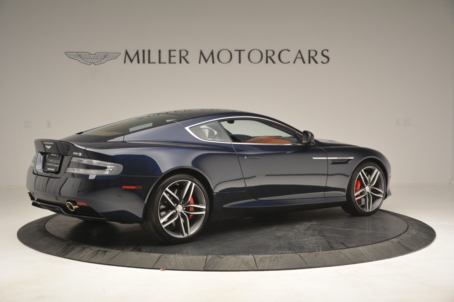 Used 2014 Aston Martin DB9 Coupe For Sale In Greenwich, CT. Alfa Romeo of Greenwich, A1279A 3010_p8