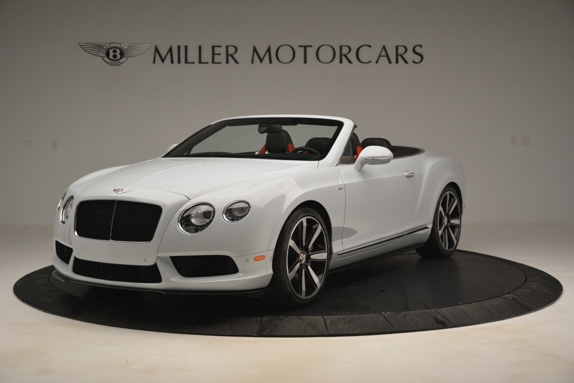 Used 2014 Bentley Continental GT V8 S For Sale In Greenwich, CT. Alfa Romeo of Greenwich, 7519 3011_main