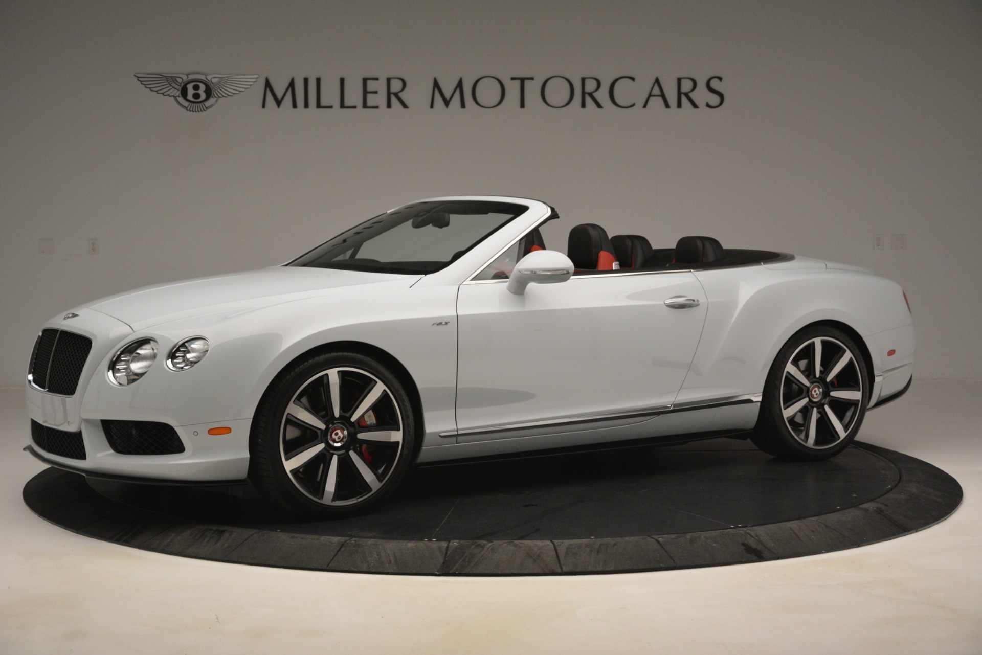 Used 2014 Bentley Continental GT V8 S For Sale In Greenwich, CT. Alfa Romeo of Greenwich, 7519 3011_p2