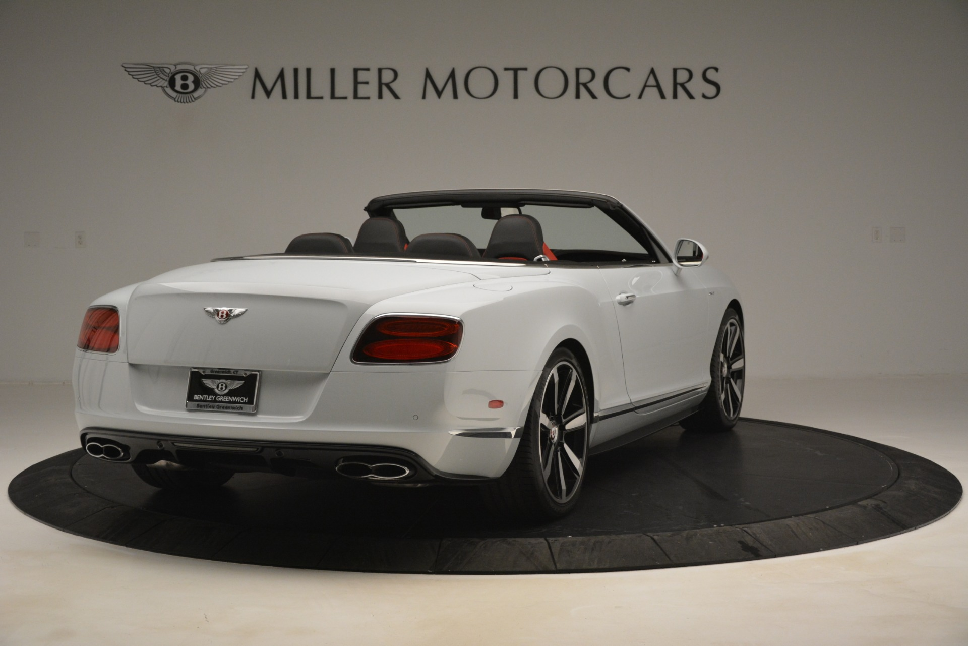 Used 2014 Bentley Continental GT V8 S For Sale In Greenwich, CT. Alfa Romeo of Greenwich, 7519 3011_p7