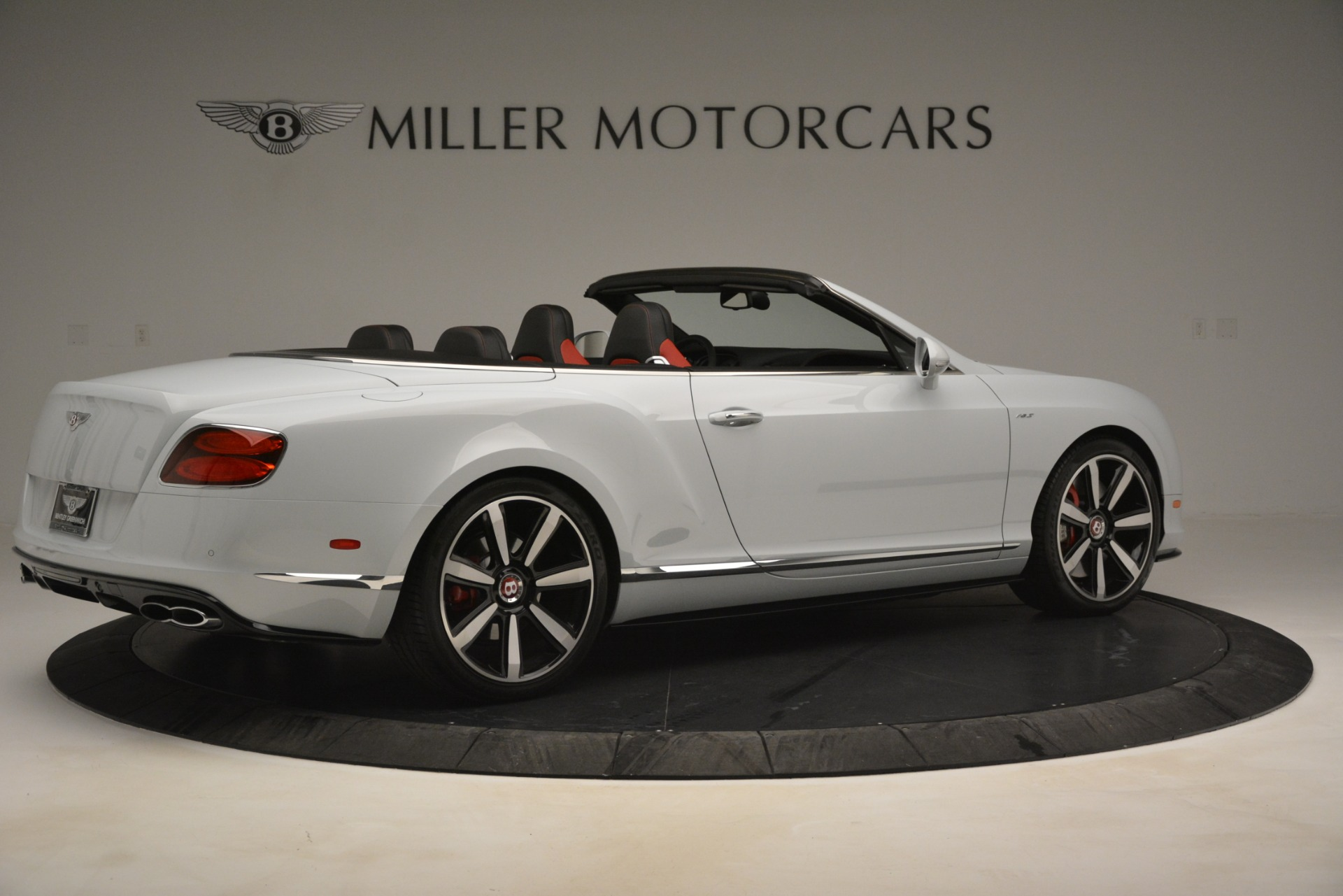 Used 2014 Bentley Continental GT V8 S For Sale In Greenwich, CT. Alfa Romeo of Greenwich, 7519 3011_p8