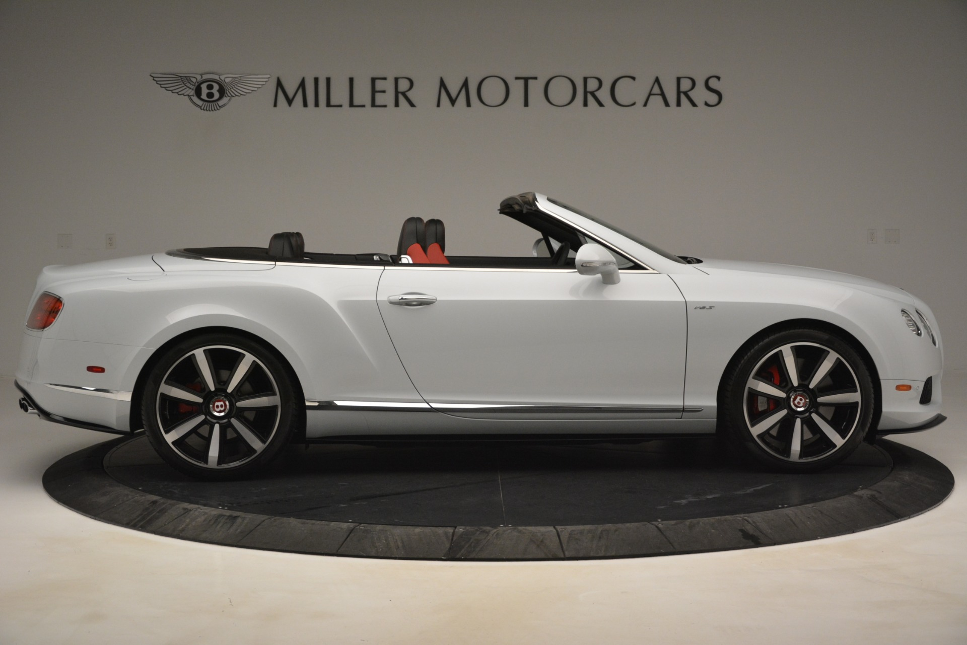 Used 2014 Bentley Continental GT V8 S For Sale In Greenwich, CT. Alfa Romeo of Greenwich, 7519 3011_p9