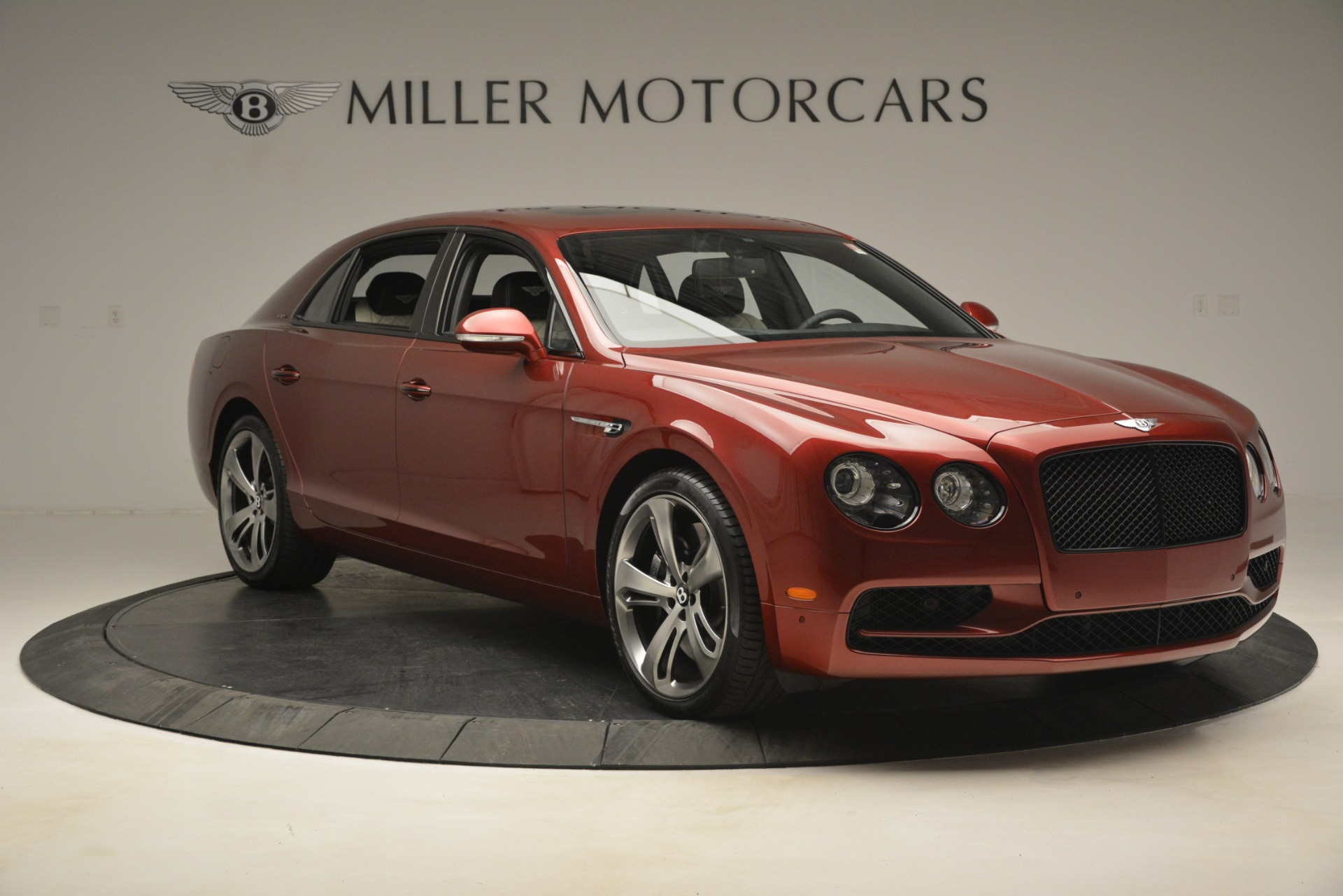Used 2018 Bentley Flying Spur W12 S For Sale $271780 In Greenwich, CT 3014_p11